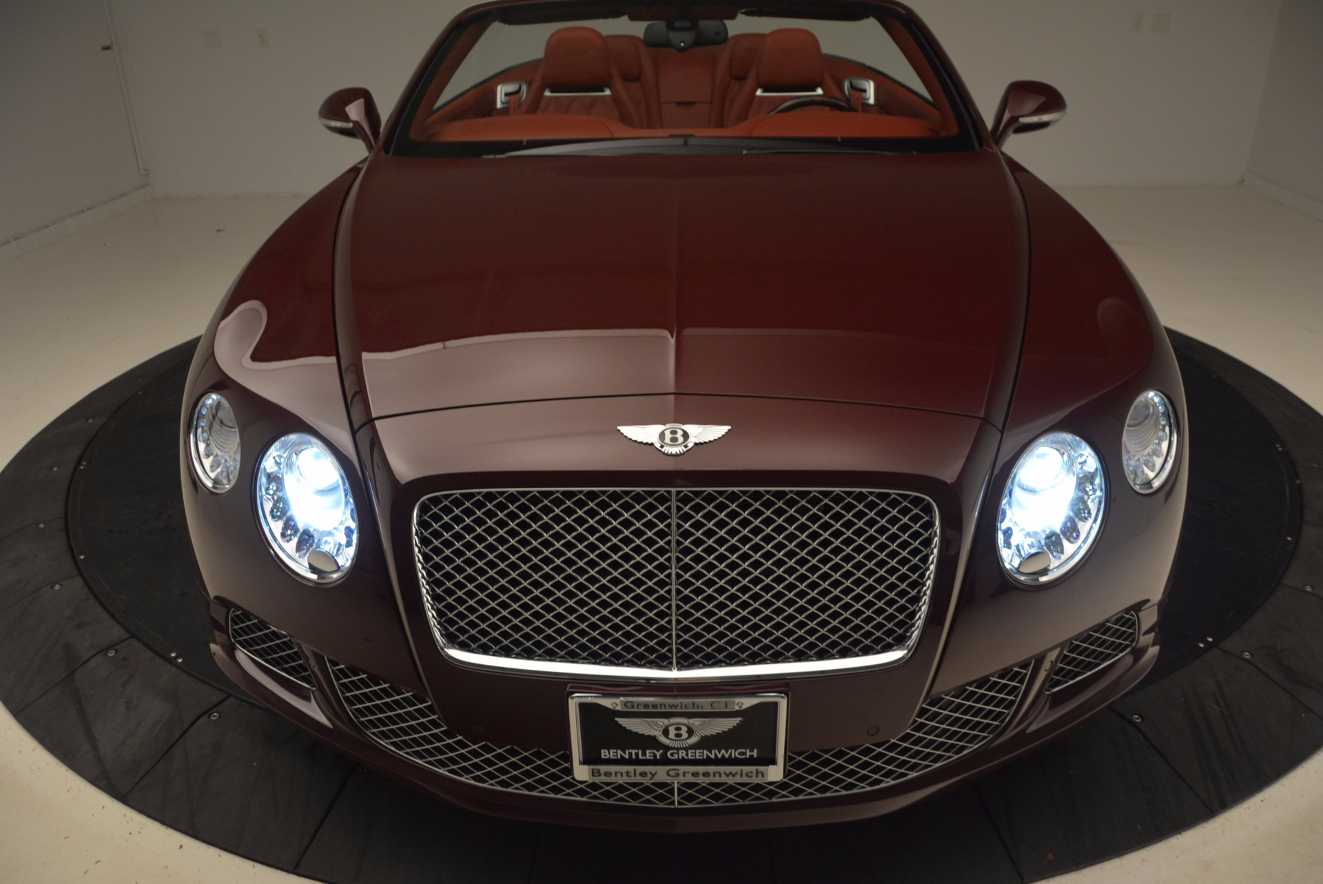 Used 2014 Bentley Continental GT W12 For Sale In Westport, CT 1516_p28