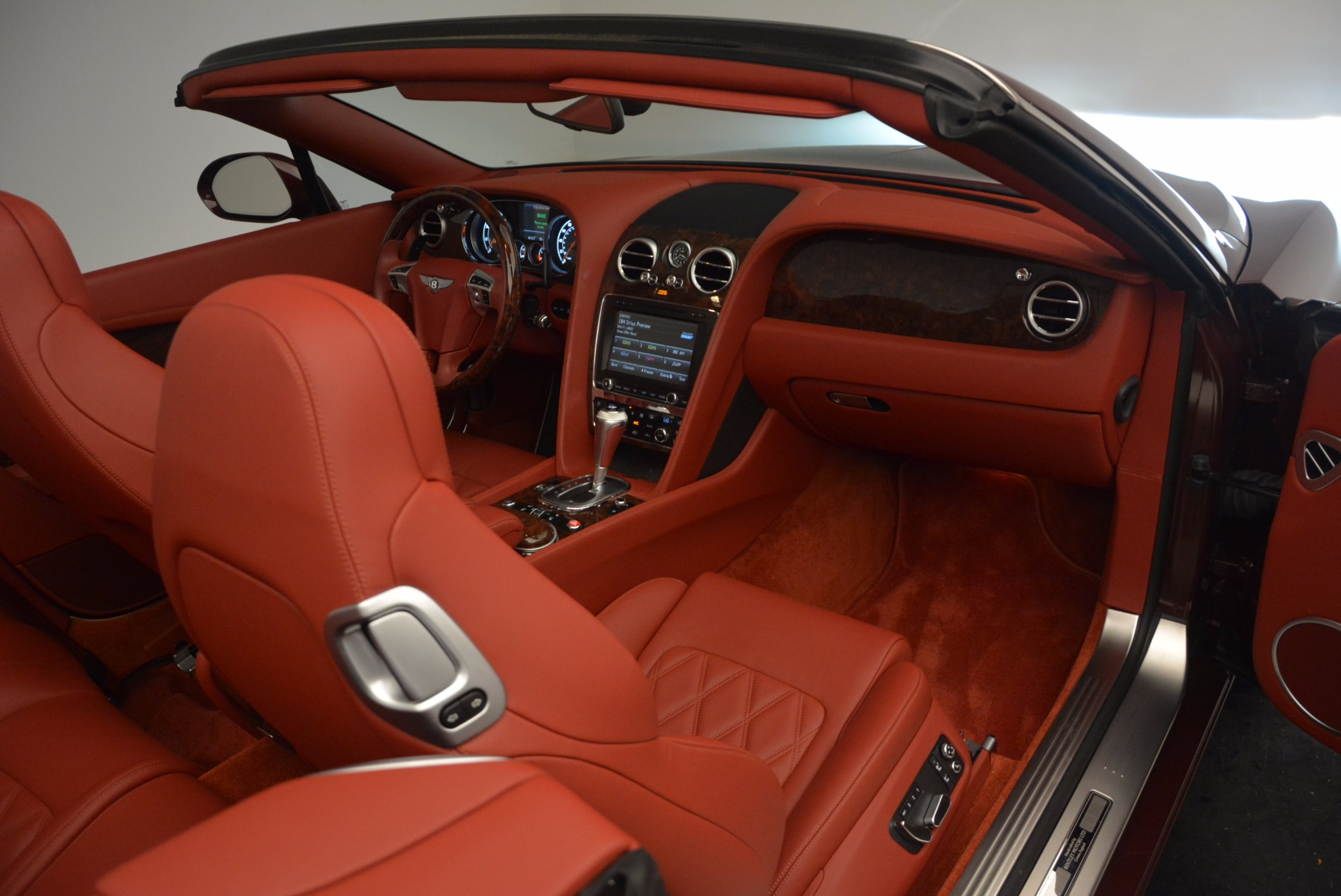 Used 2014 Bentley Continental GT W12 For Sale In Westport, CT 1516_p42