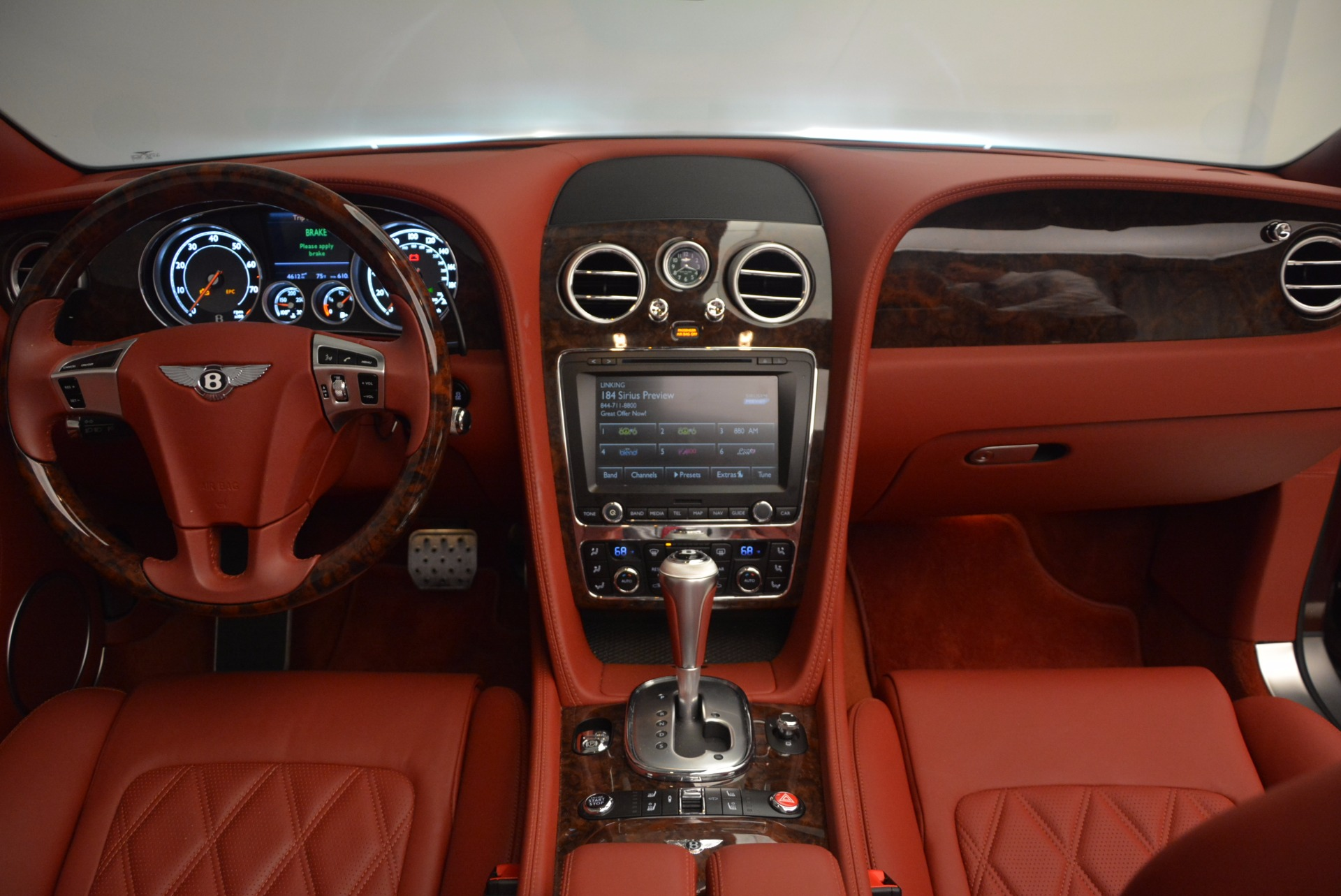 Used 2014 Bentley Continental GT W12 For Sale In Westport, CT 1516_p44
