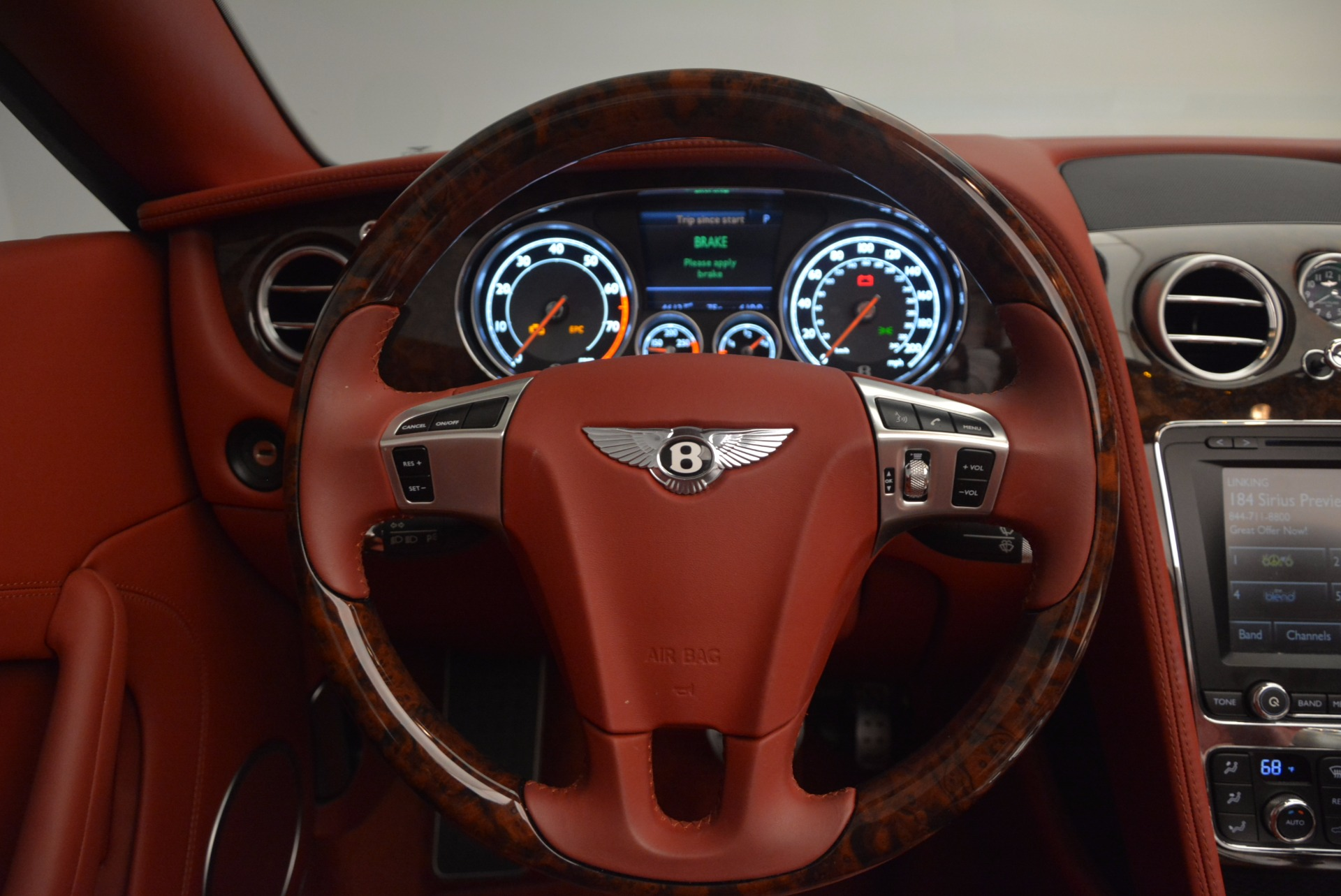 Used 2014 Bentley Continental GT W12 For Sale In Westport, CT 1516_p45