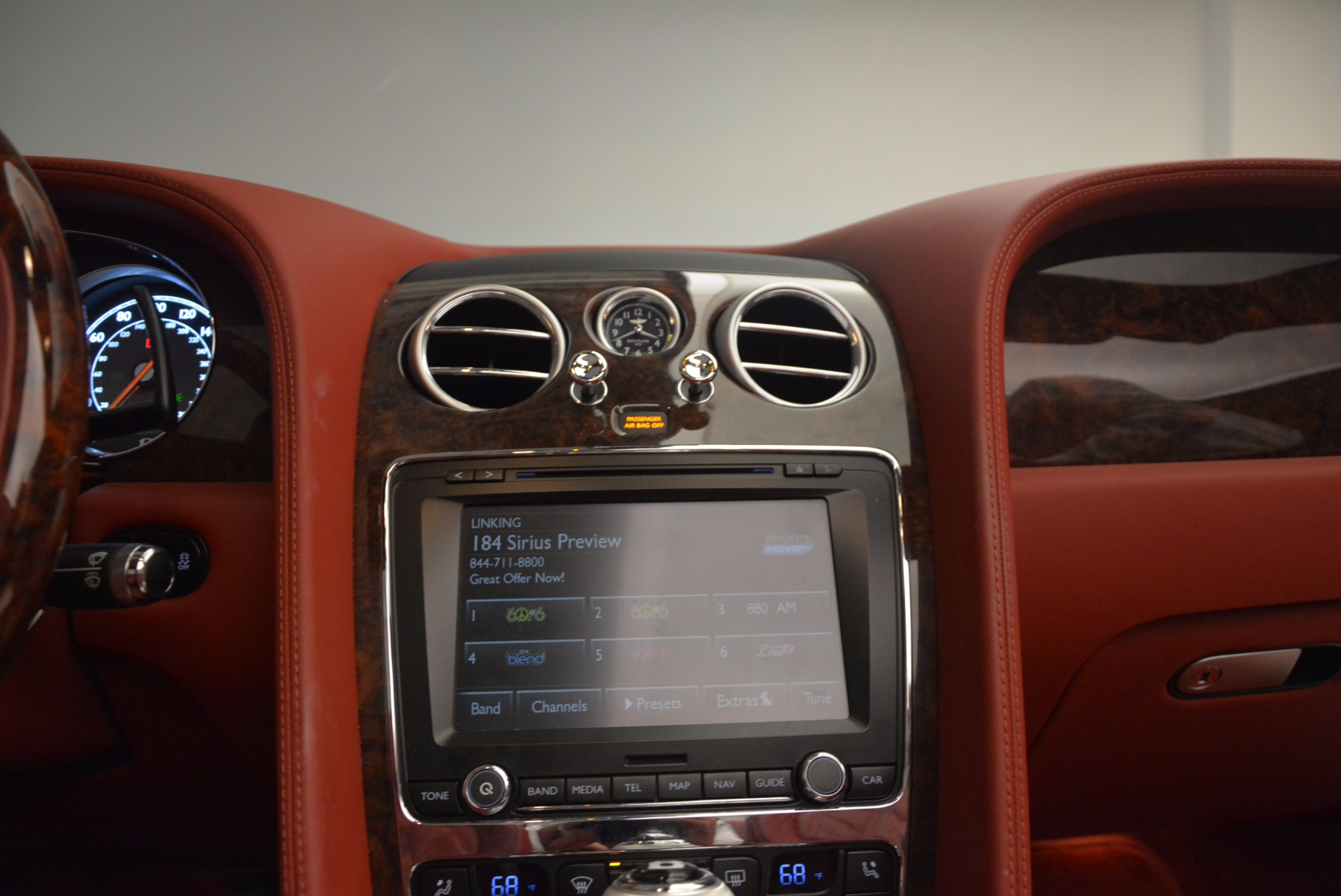 Used 2014 Bentley Continental GT W12 For Sale In Westport, CT 1516_p46
