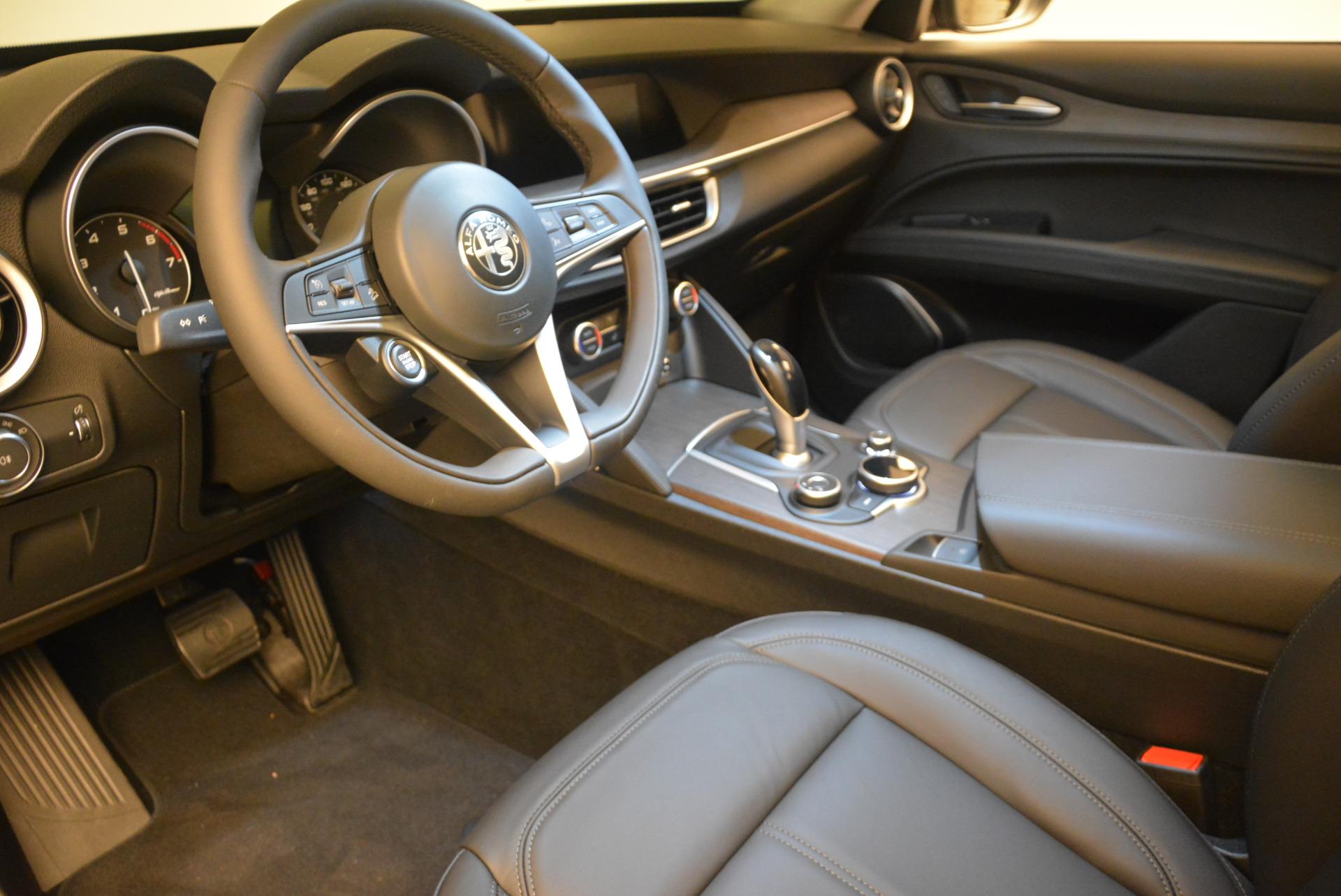 New 2018 Alfa Romeo Stelvio Ti Q4 For Sale In Westport, CT 1520_p13