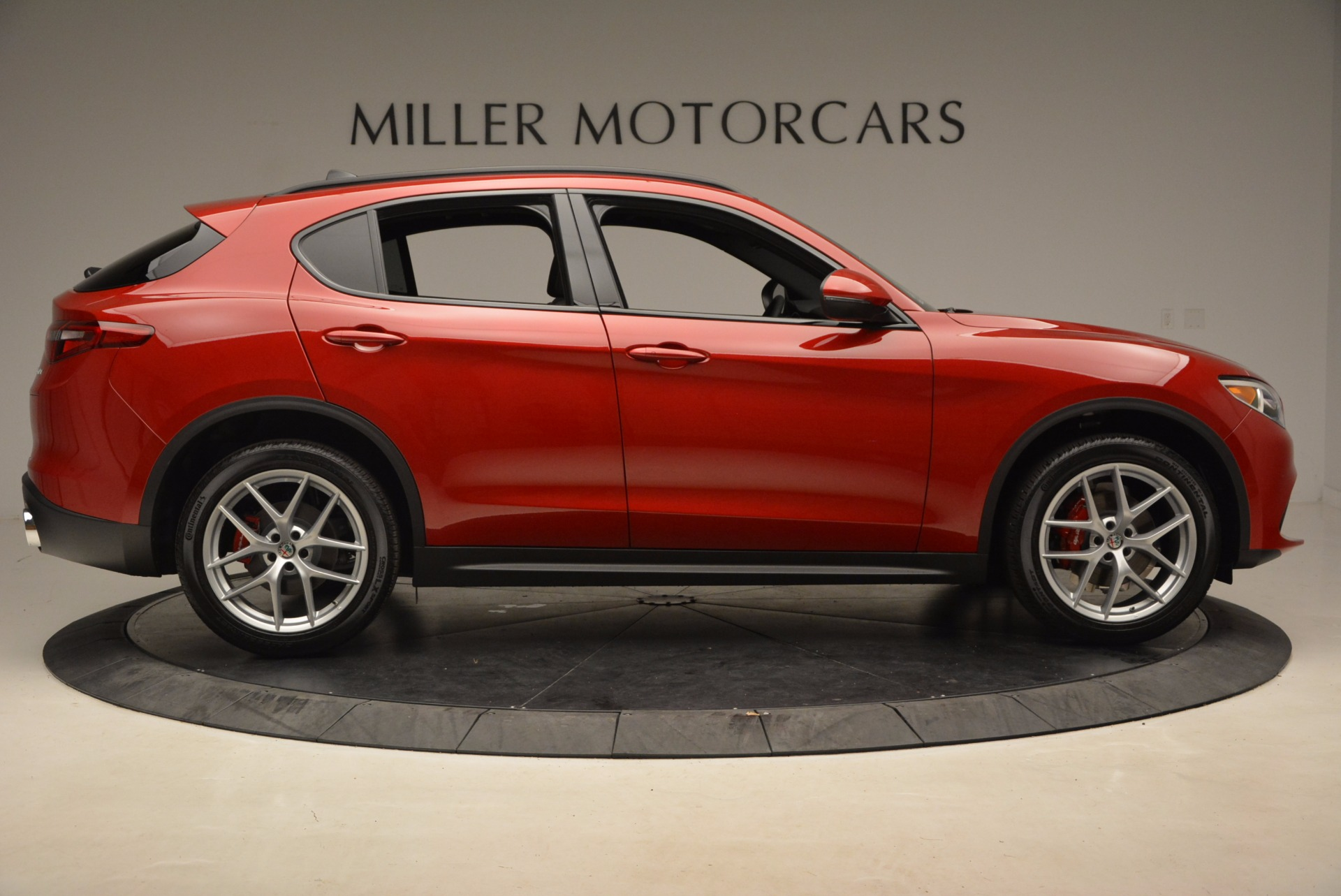 New 2018 Alfa Romeo Stelvio Ti Sport Q4 For Sale In Westport, CT 1521_p9