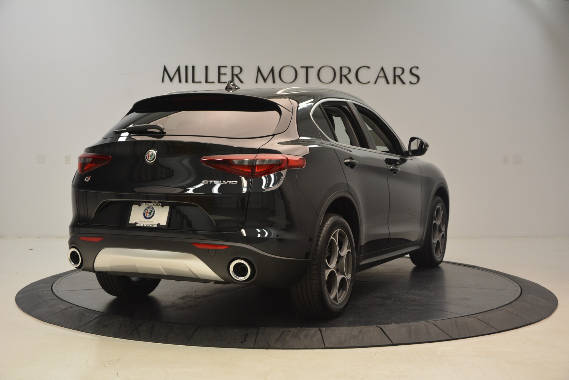 New 2018 Alfa Romeo Stelvio Q4 For Sale In Westport, CT 1522_p7