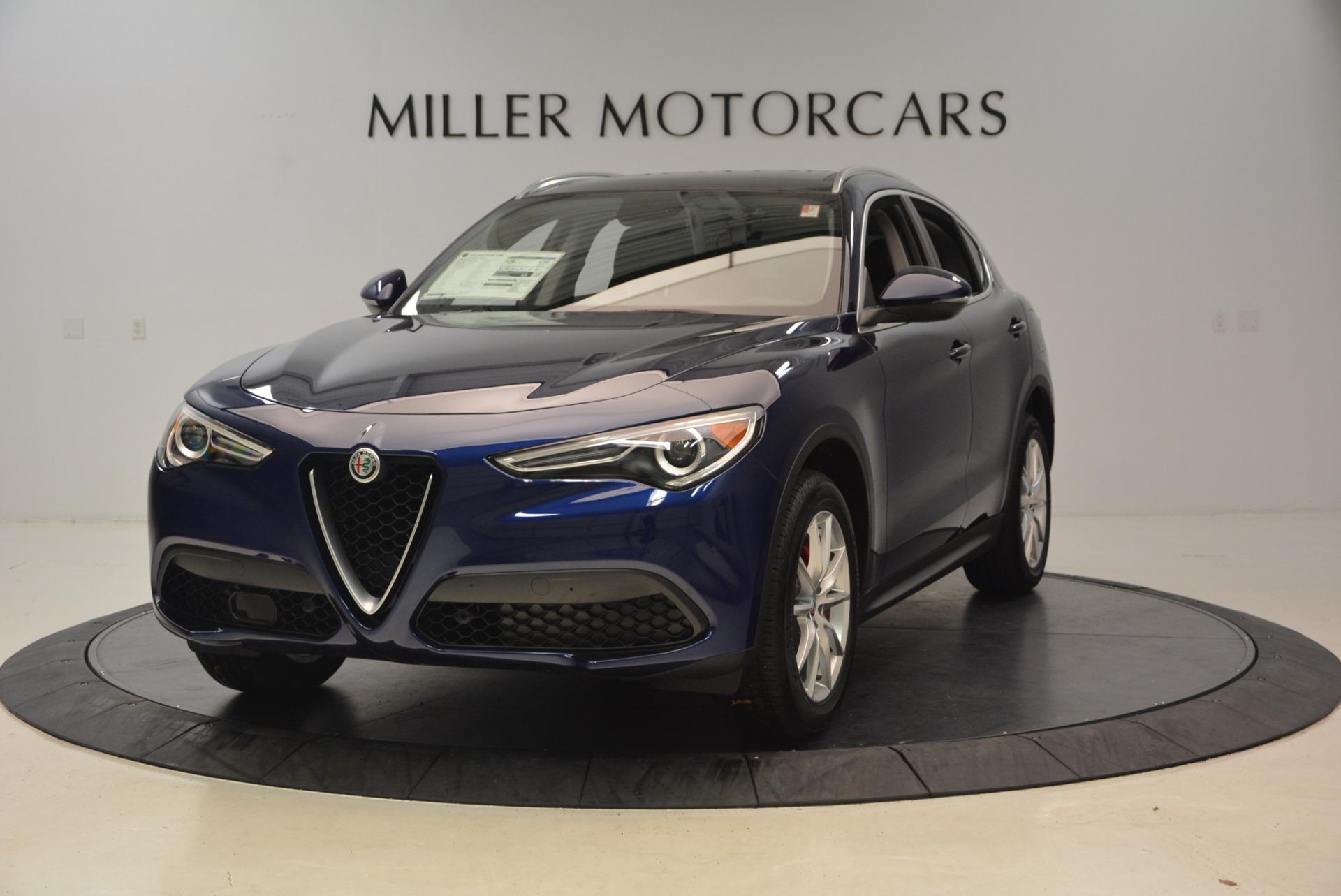 New 2018 Alfa Romeo Stelvio Ti Q4 For Sale In Westport, CT 1526_main
