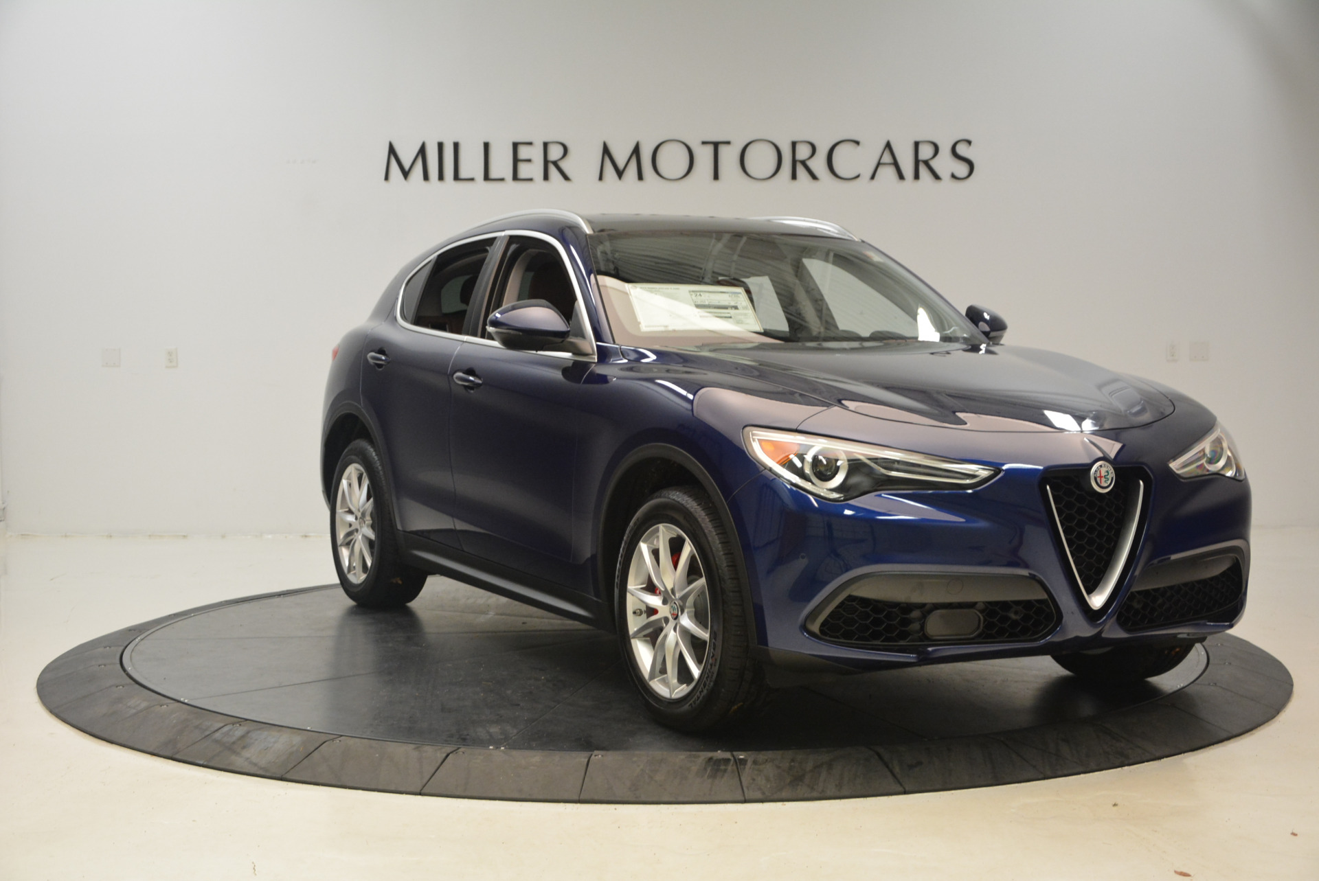 New 2018 Alfa Romeo Stelvio Ti Q4 For Sale In Westport, CT 1526_p11