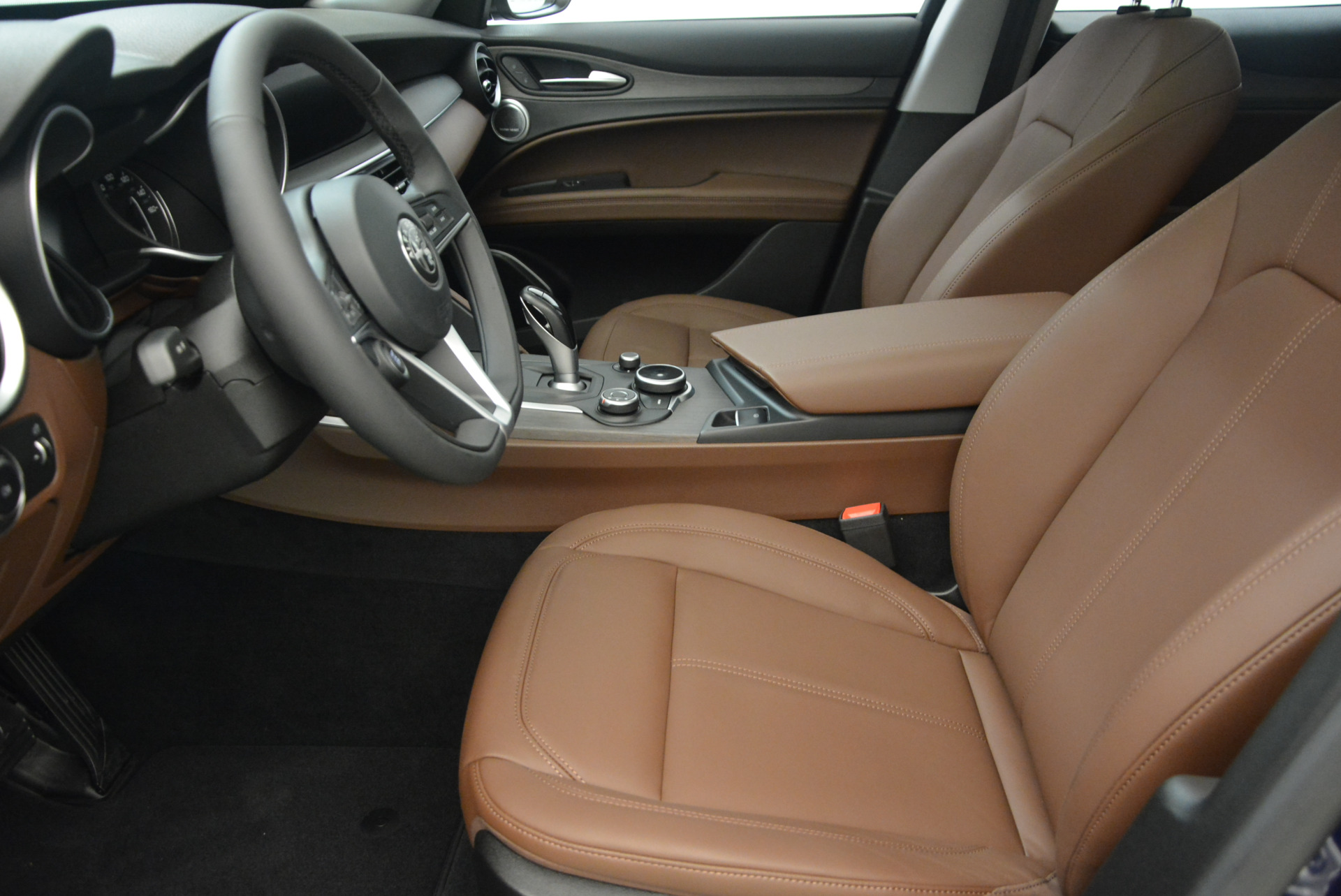 New 2018 Alfa Romeo Stelvio Ti Q4 For Sale In Westport, CT 1526_p14