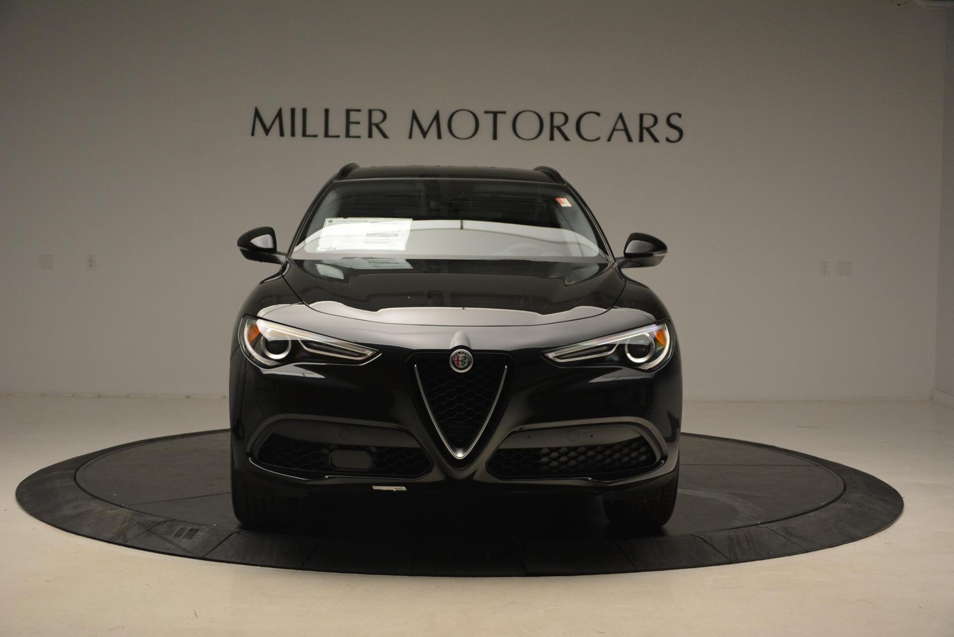 New 2018 Alfa Romeo Stelvio Sport Q4 For Sale In Westport, CT 1529_p12