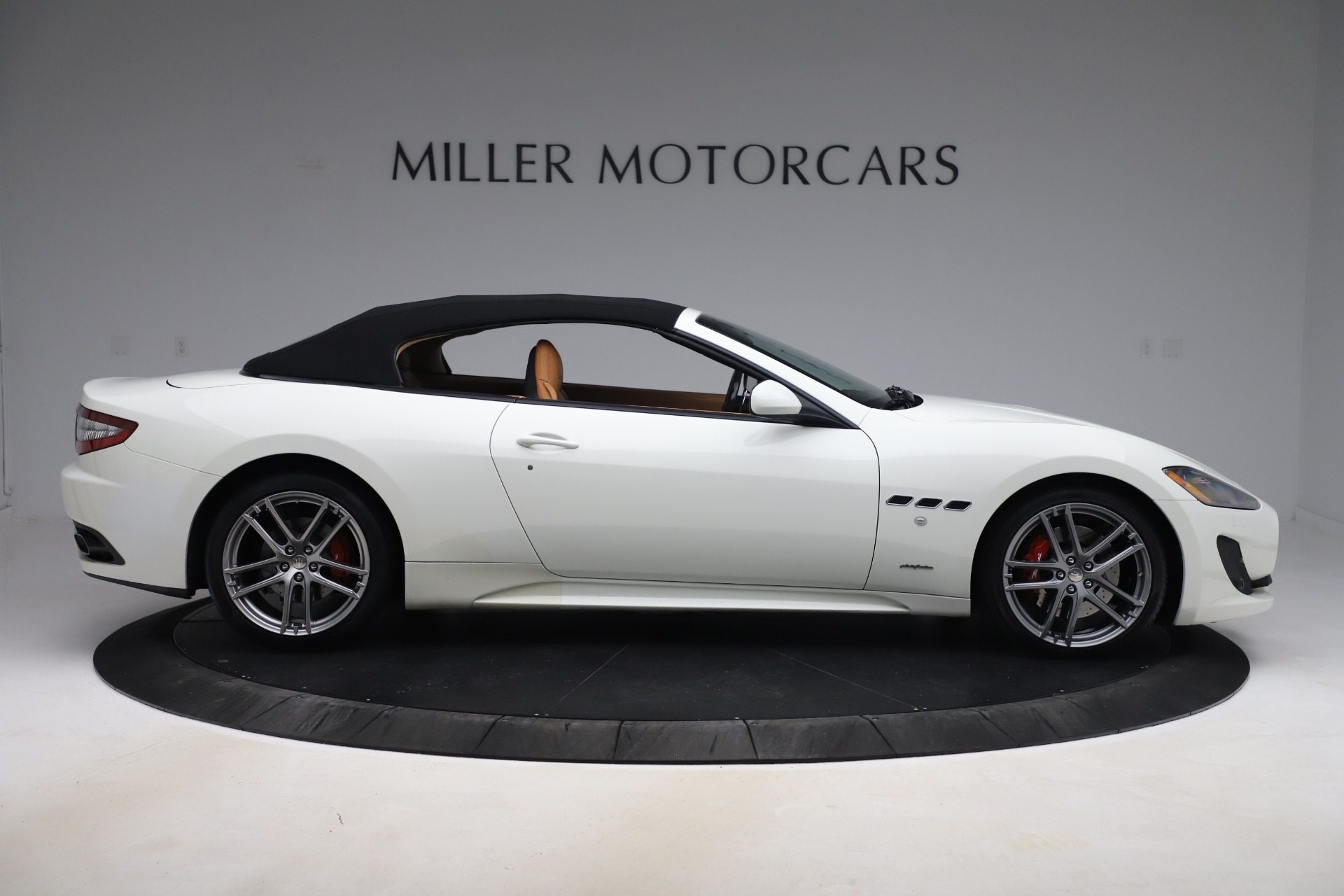 New 2017 Maserati GranTurismo Convertible Sport For Sale In Westport, CT 153_p20