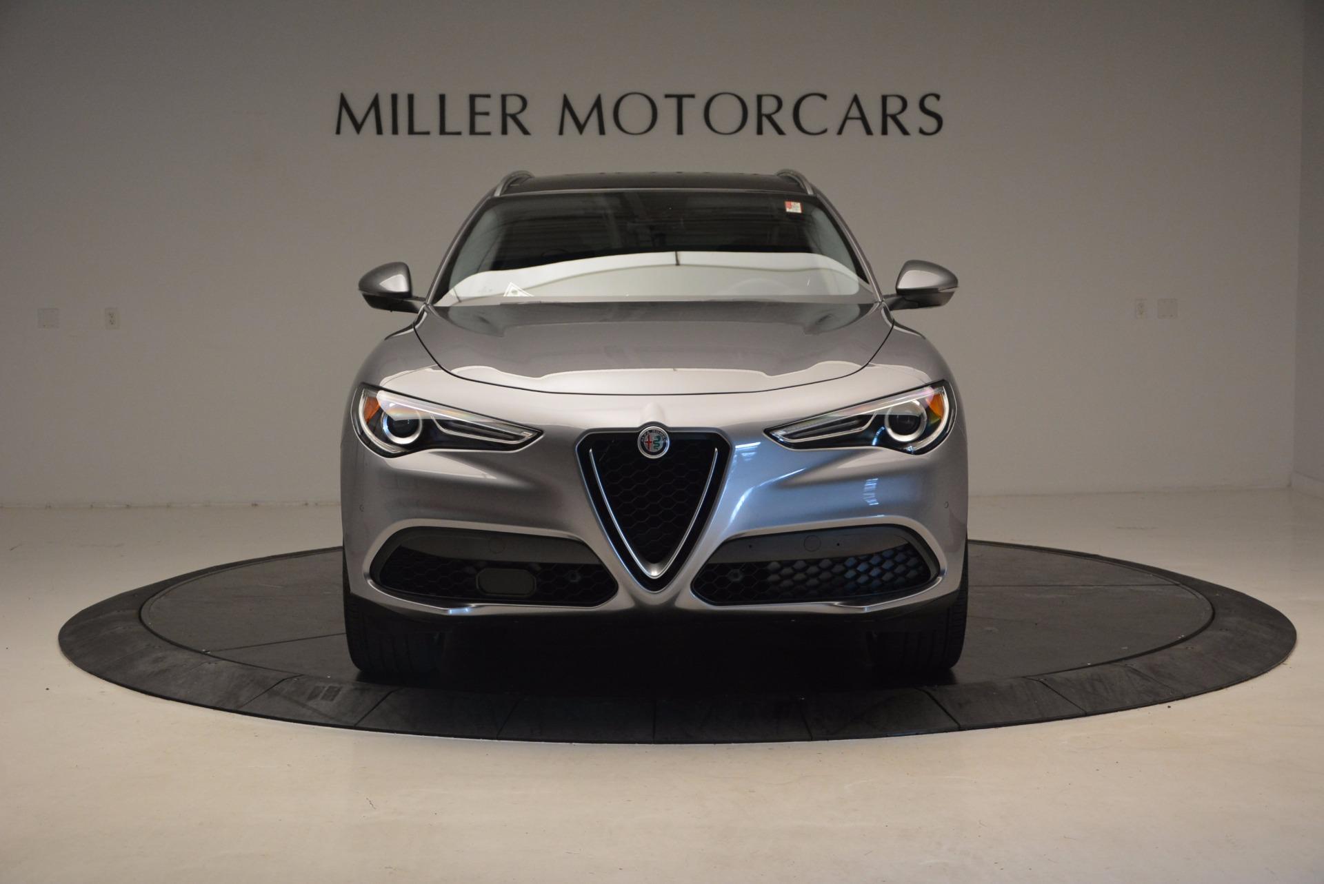 New 2018 Alfa Romeo Stelvio Q4 For Sale In Westport, CT 1530_p12