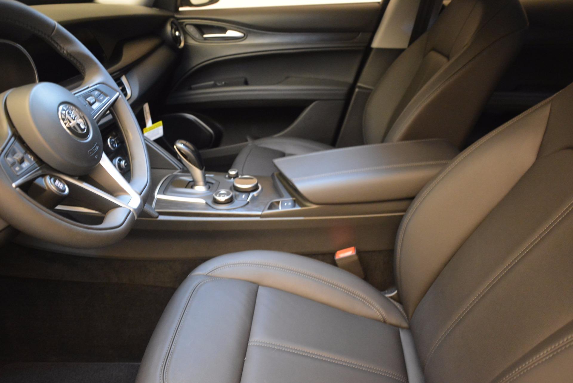 New 2018 Alfa Romeo Stelvio Q4 For Sale In Westport, CT 1530_p14