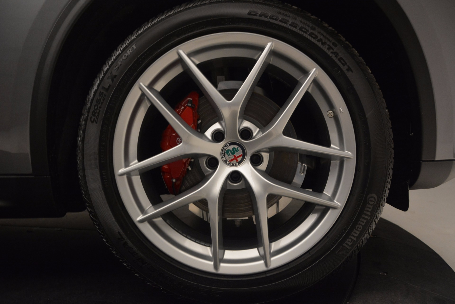 New 2018 Alfa Romeo Stelvio Q4 For Sale In Westport, CT 1530_p25