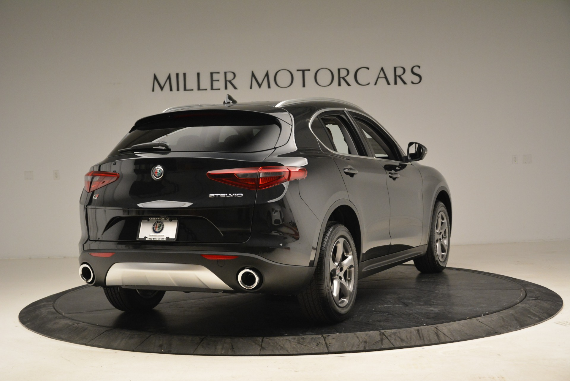 New 2018 Alfa Romeo Stelvio Q4 For Sale In Westport, CT 1531_p7