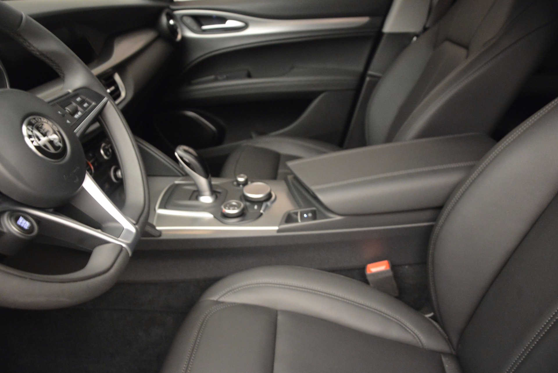New 2018 Alfa Romeo Stelvio Q4 For Sale In Westport, CT 1532_p14