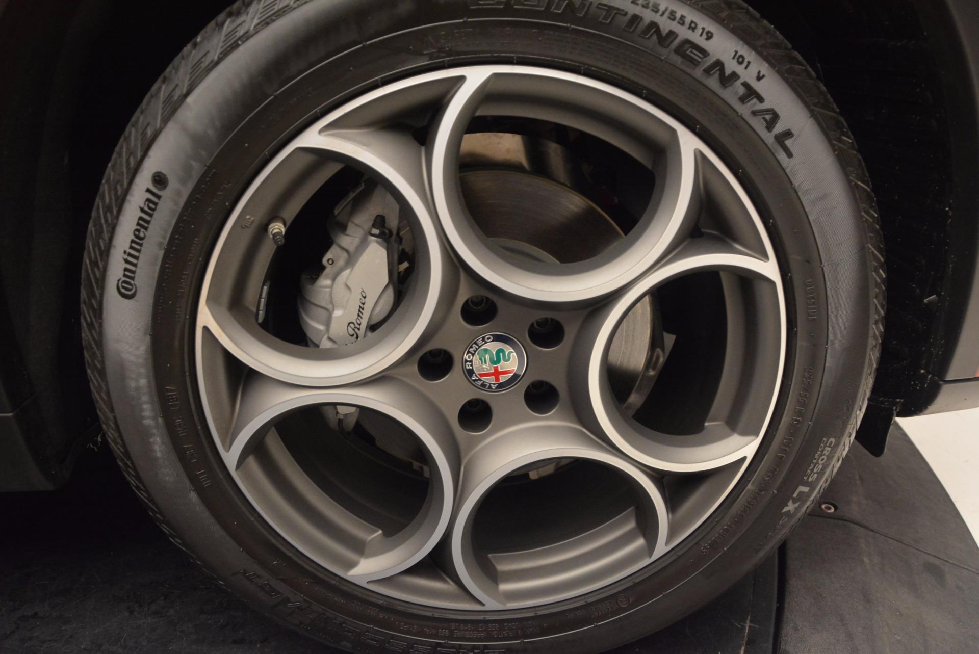 New 2018 Alfa Romeo Stelvio Q4 For Sale In Westport, CT 1532_p25