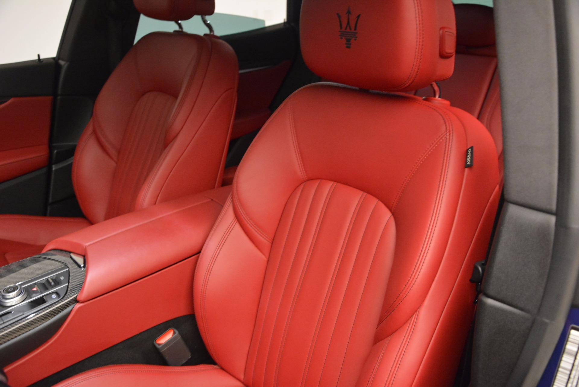 Used 2017 Maserati Levante S Q4 For Sale In Westport, CT 1533_p16