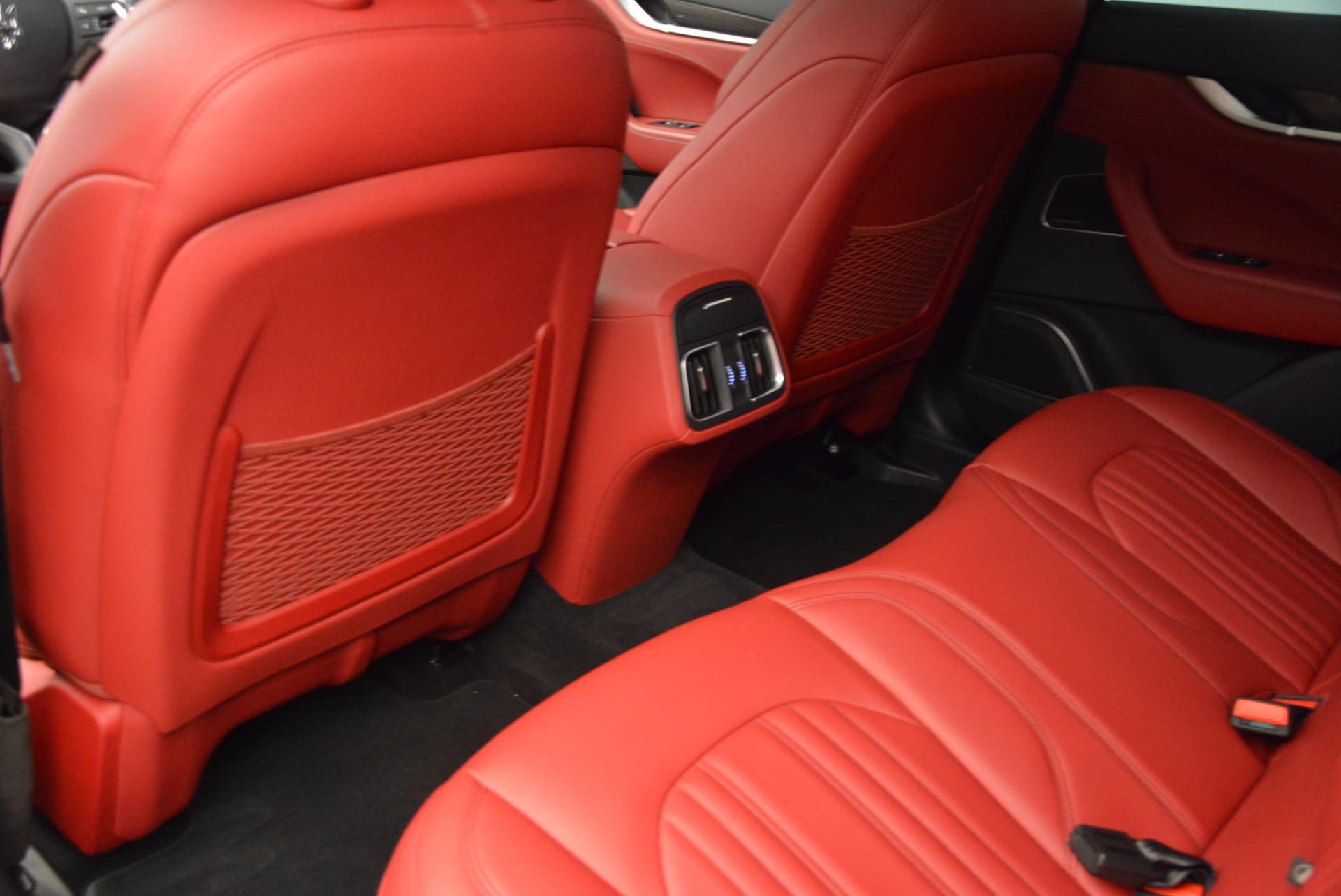 Used 2017 Maserati Levante S Q4 For Sale In Westport, CT 1533_p17