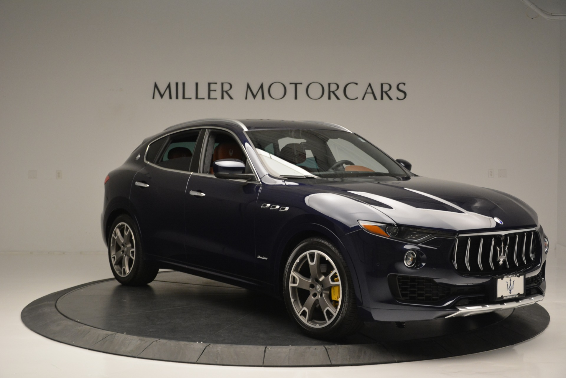 New 2018 Maserati Levante Q4 GranLusso For Sale In Westport, CT 1536_p11