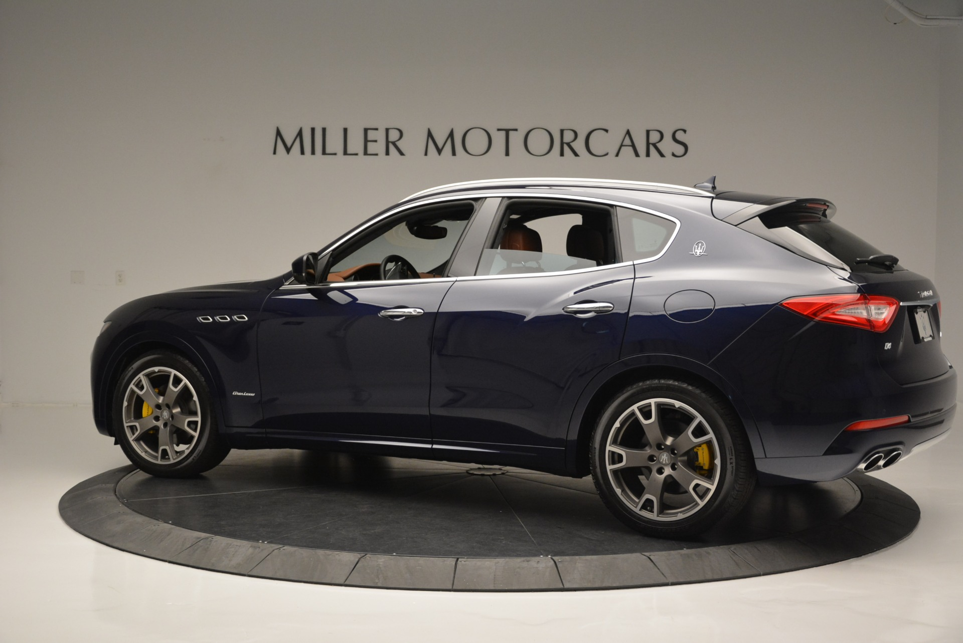 New 2018 Maserati Levante Q4 GranLusso For Sale In Westport, CT 1536_p4