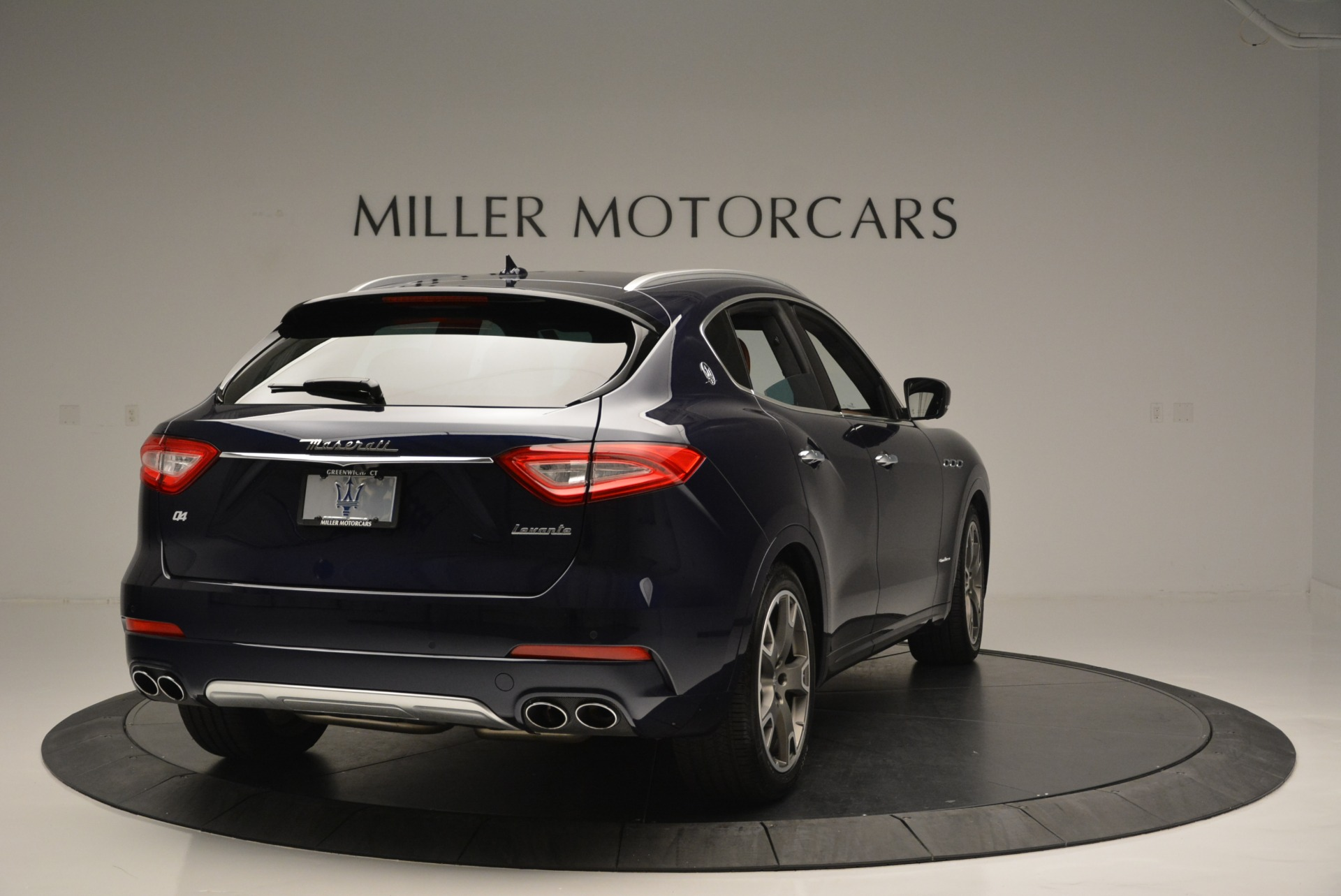 New 2018 Maserati Levante Q4 GranLusso For Sale In Westport, CT 1536_p7