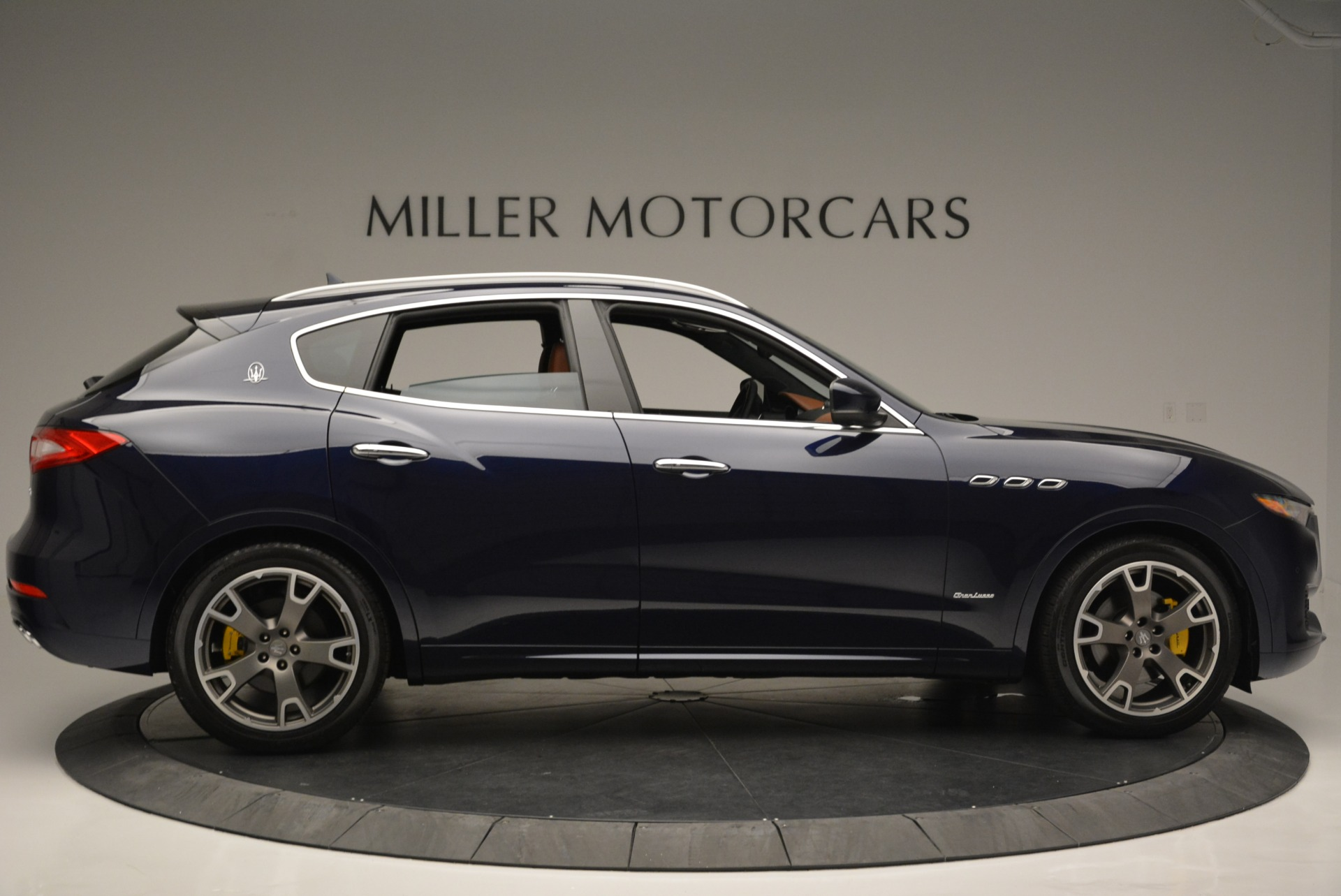 New 2018 Maserati Levante Q4 GranLusso For Sale In Westport, CT 1536_p9