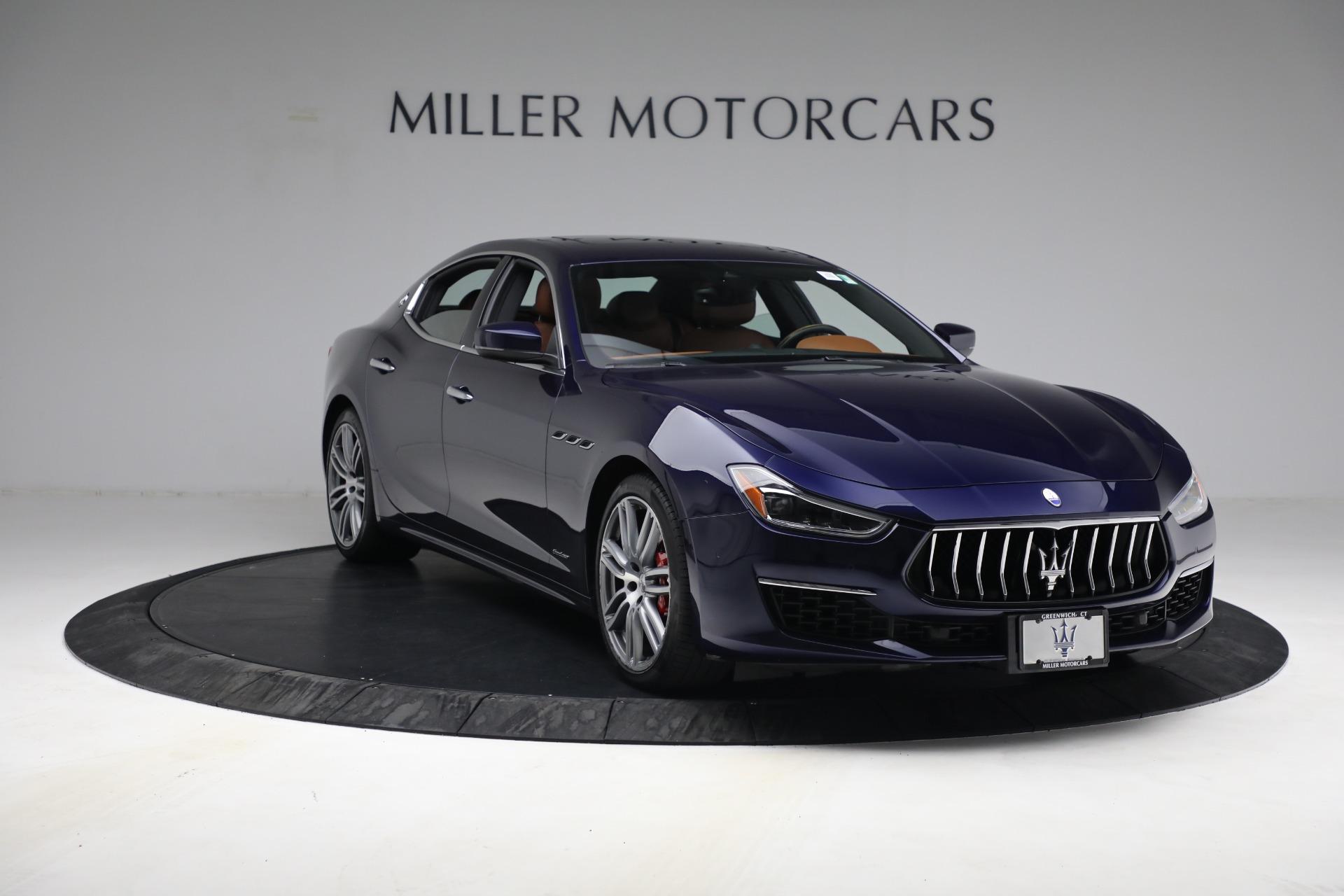 New 2018 Maserati Ghibli S Q4 GranLusso For Sale In Westport, CT 1539_p10
