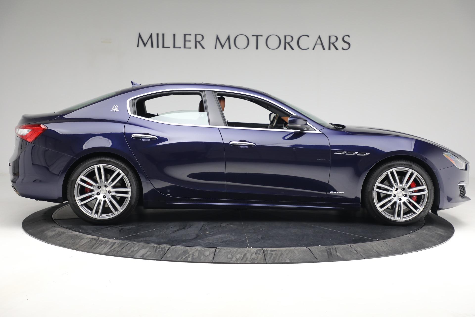 New 2018 Maserati Ghibli S Q4 GranLusso For Sale In Westport, CT 1539_p8