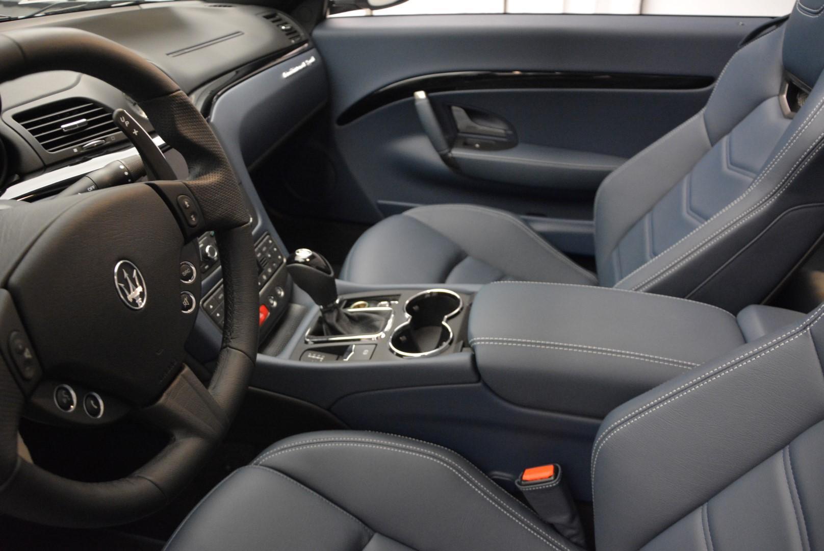 New 2016 Maserati GranTurismo Convertible Sport For Sale In Westport, CT 154_p21