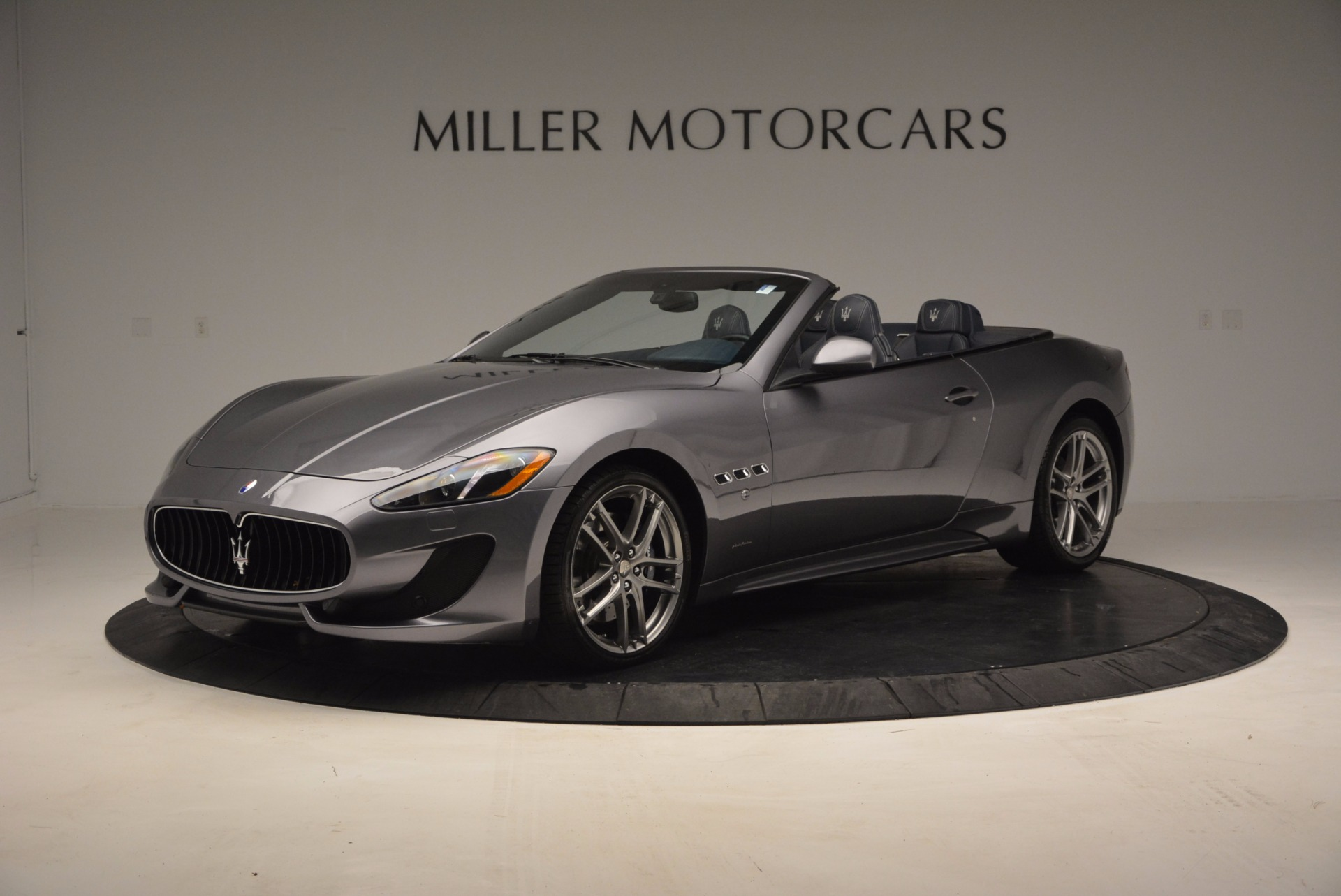 New 2016 Maserati GranTurismo Convertible Sport For Sale In Westport, CT 154_p3