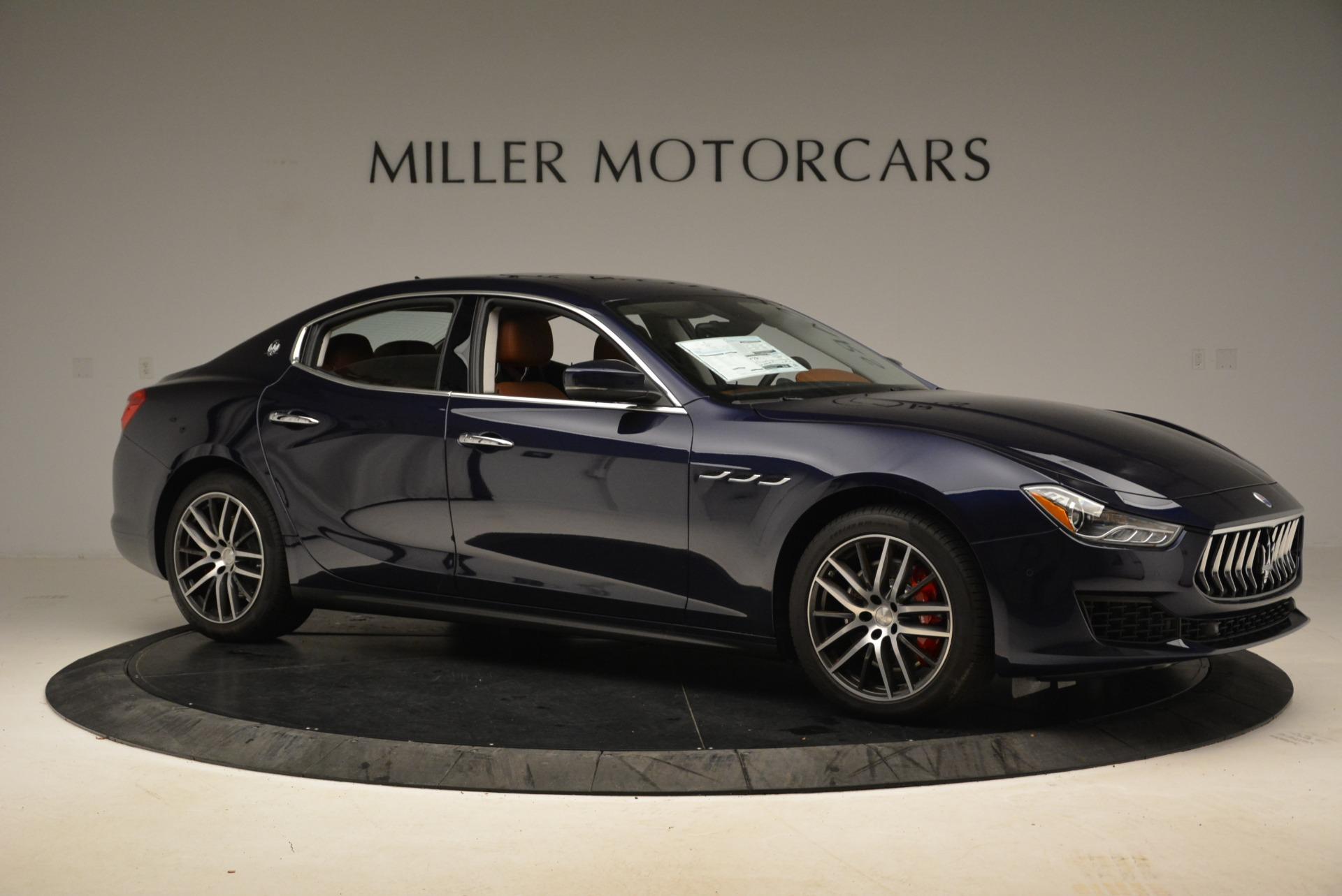 New 2018 Maserati Ghibli S Q4 For Sale In Westport, CT 1540_p10