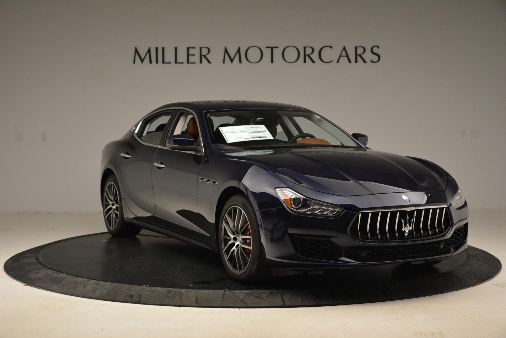 New 2018 Maserati Ghibli S Q4 For Sale In Westport, CT 1540_p11