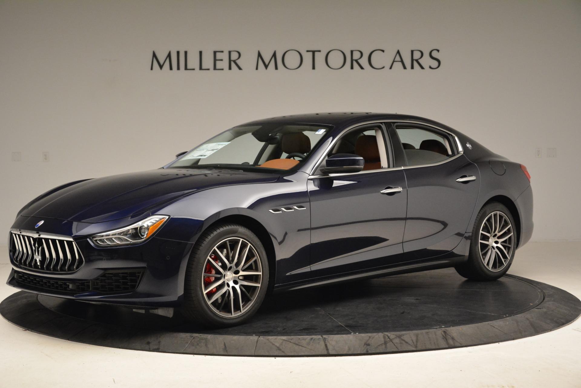 New 2018 Maserati Ghibli S Q4 For Sale In Westport, CT 1540_p2