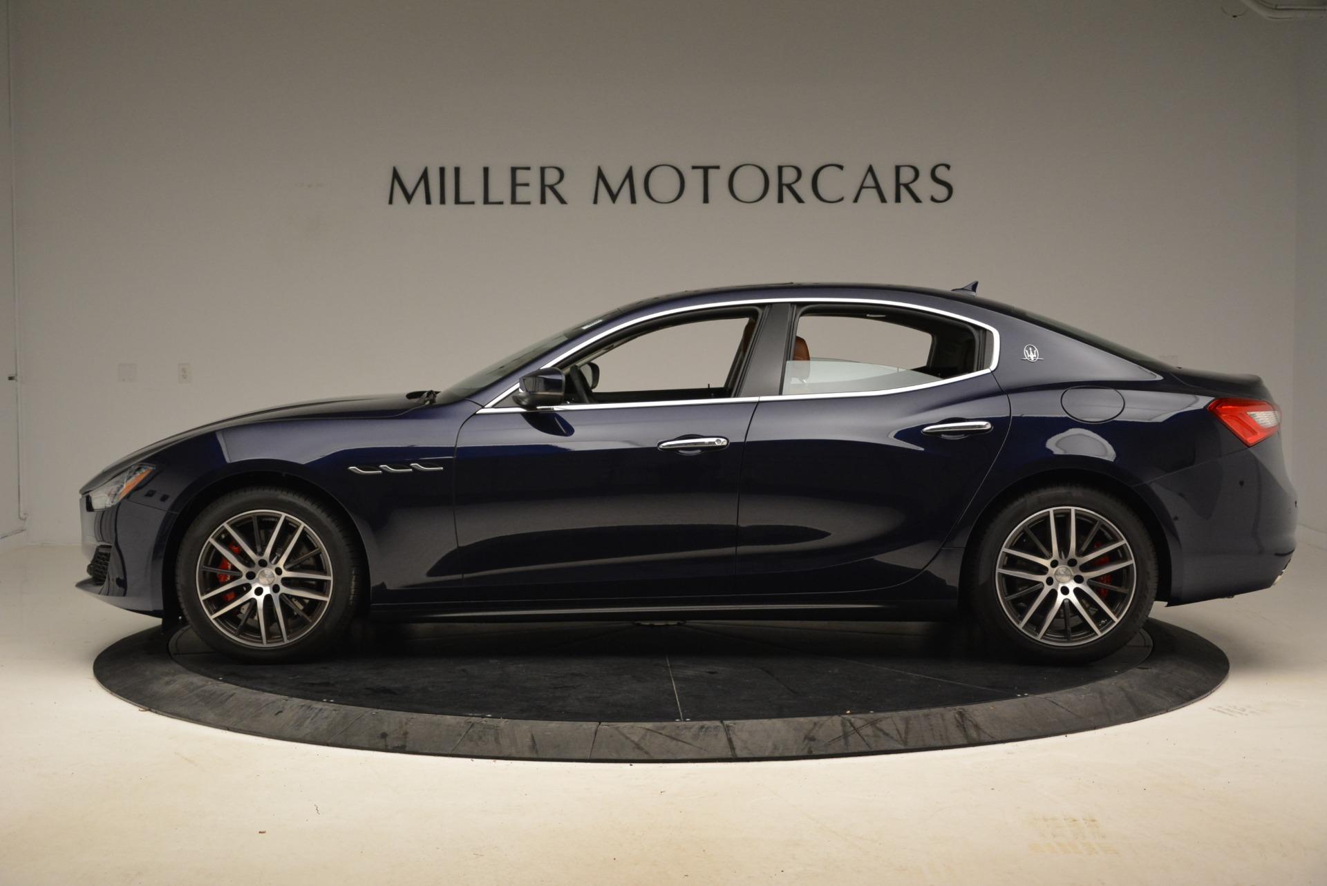 New 2018 Maserati Ghibli S Q4 For Sale In Westport, CT 1540_p3