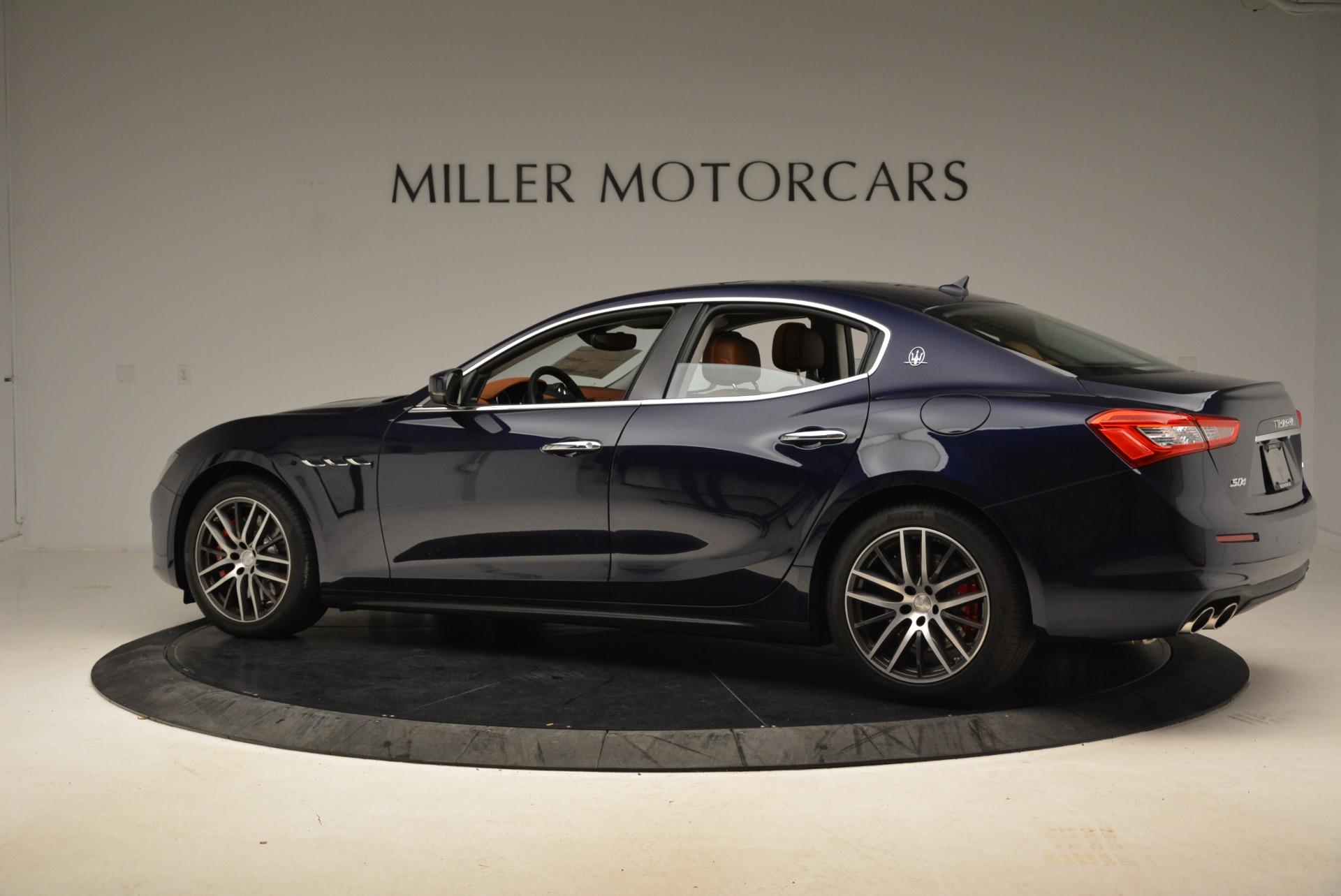 New 2018 Maserati Ghibli S Q4 For Sale In Westport, CT 1540_p4