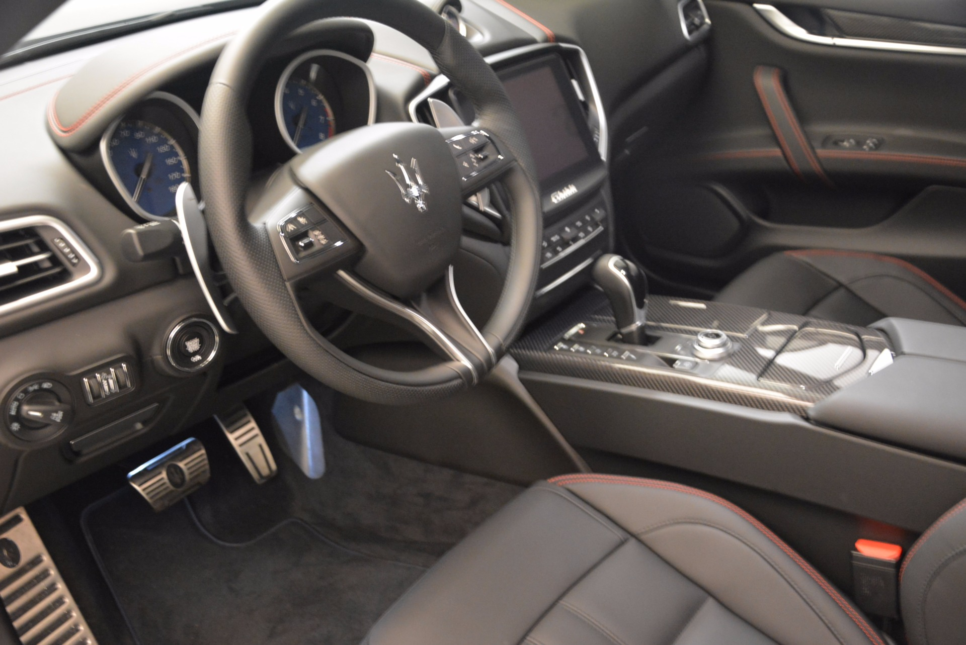 New 2018 Maserati Ghibli S Q4 GranSport For Sale In Westport, CT 1541_p13