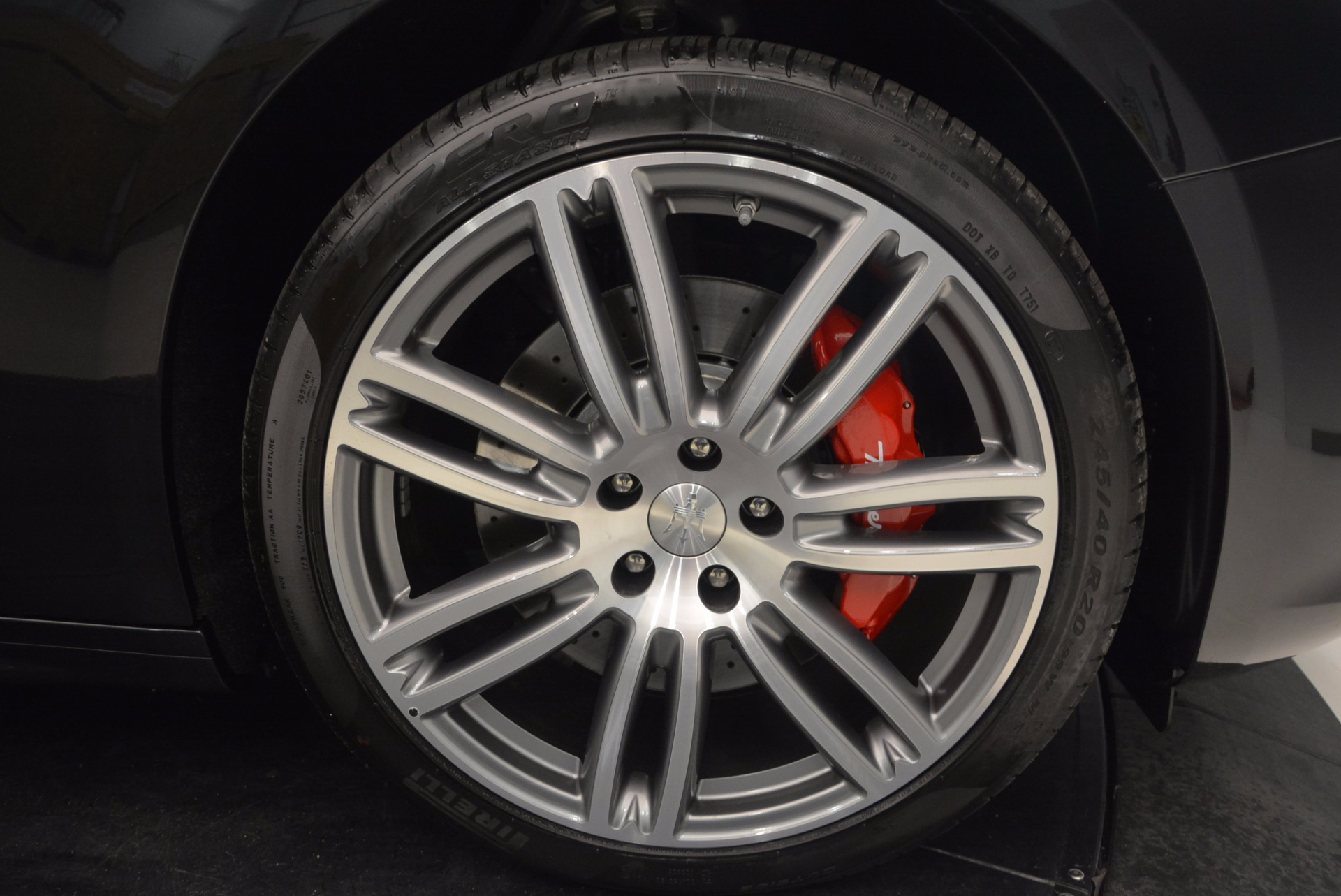New 2018 Maserati Ghibli S Q4 GranSport For Sale In Westport, CT 1541_p25