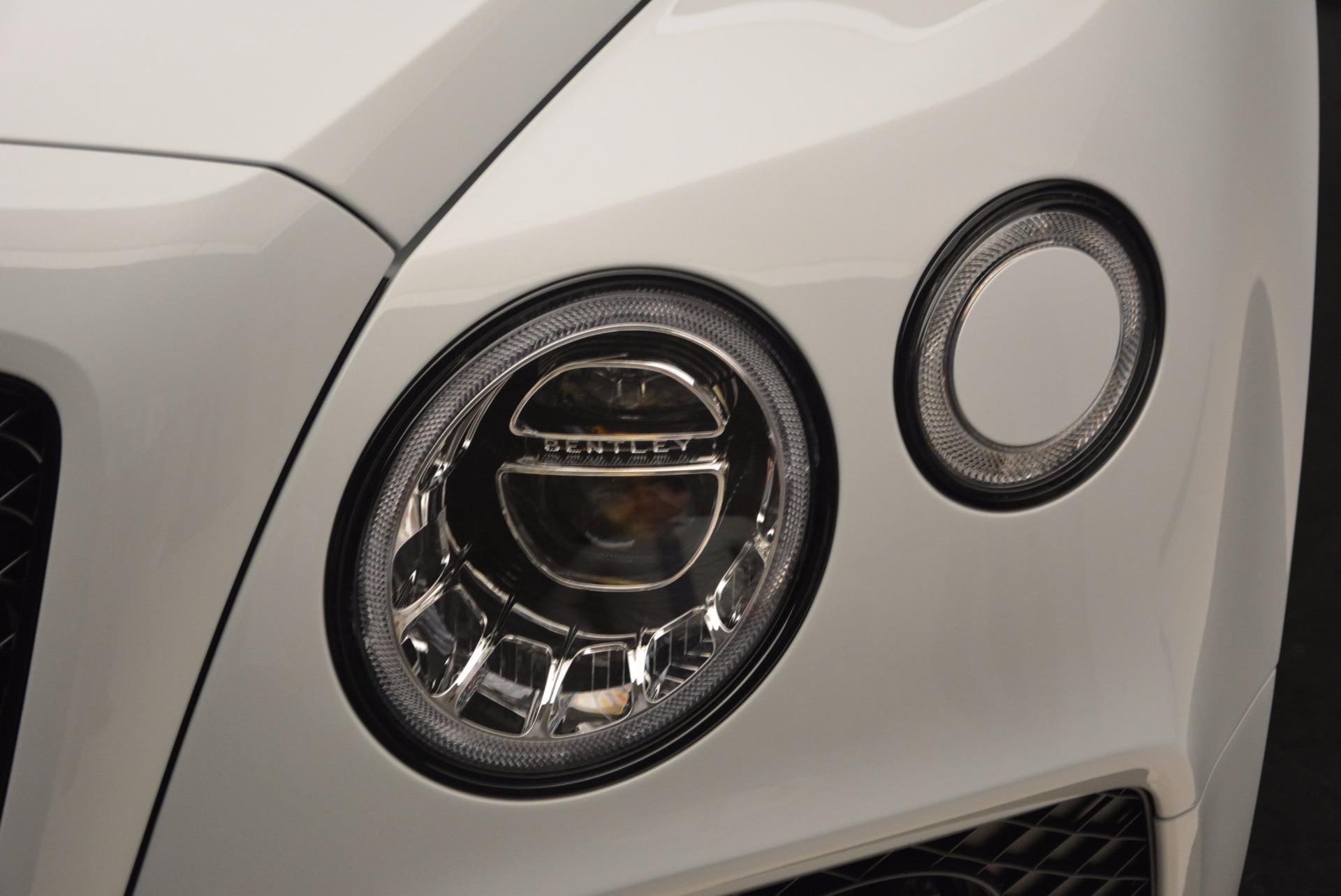 New 2018 Bentley Bentayga Black Edition For Sale In Westport, CT 1542_p16