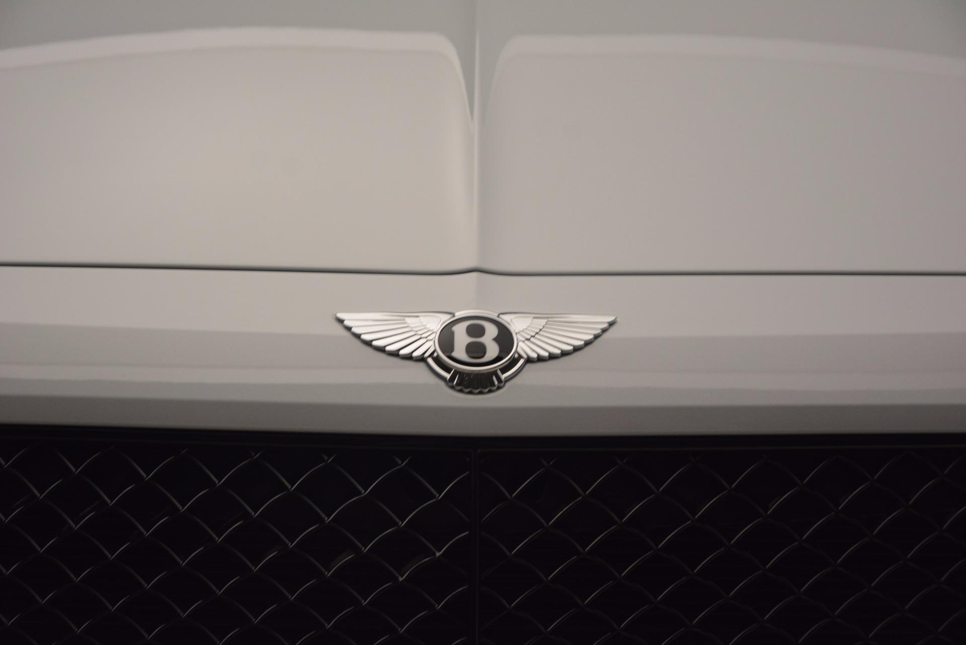 New 2018 Bentley Bentayga Black Edition For Sale In Westport, CT 1542_p17