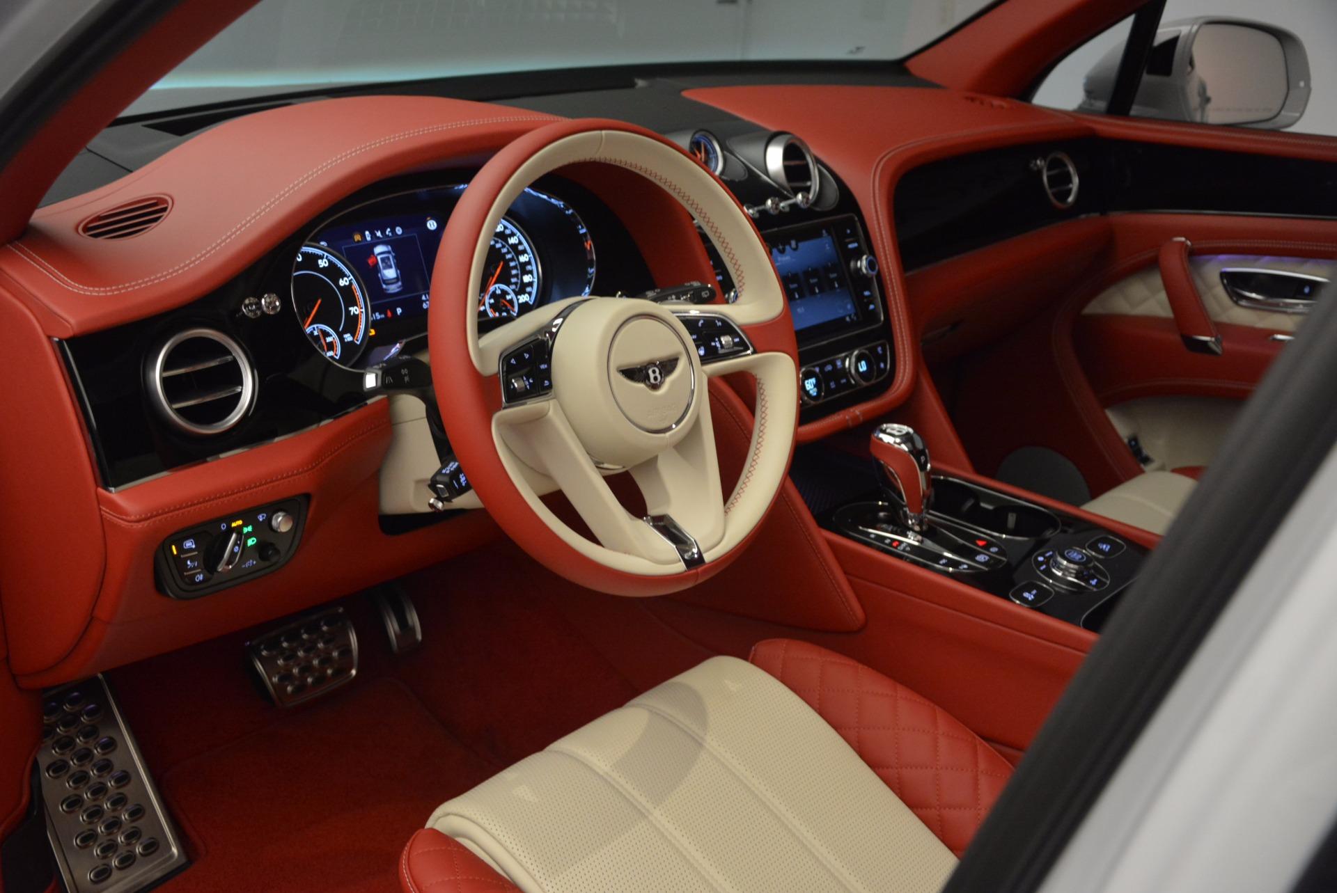 New 2018 Bentley Bentayga Black Edition For Sale In Westport, CT 1542_p21