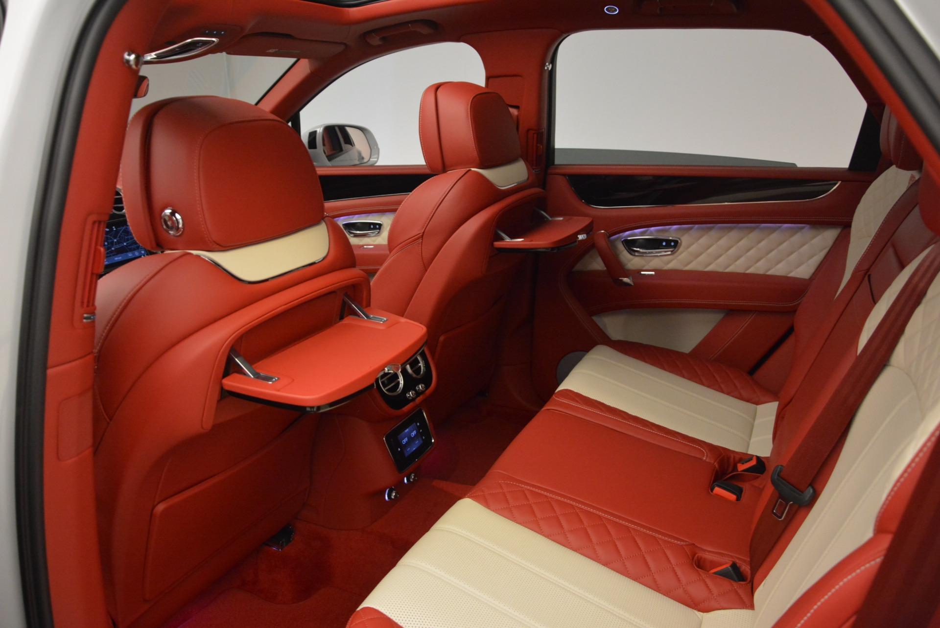 New 2018 Bentley Bentayga Black Edition For Sale In Westport, CT 1542_p23