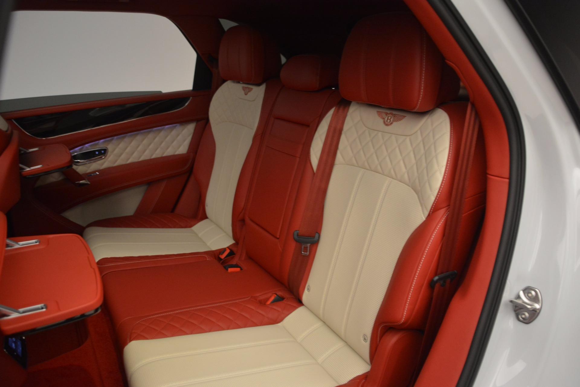 New 2018 Bentley Bentayga Black Edition For Sale In Westport, CT 1542_p24