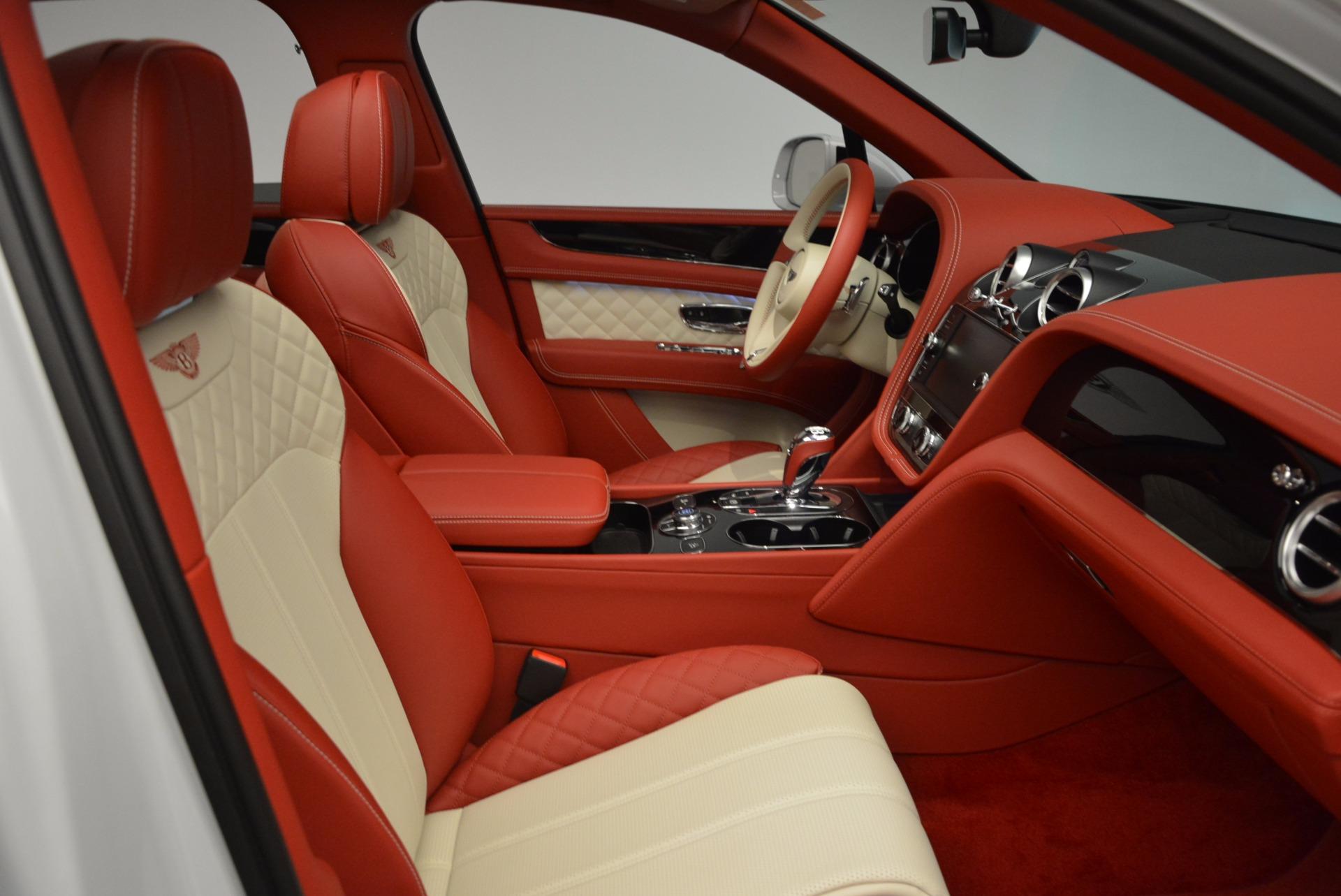 New 2018 Bentley Bentayga Black Edition For Sale In Westport, CT 1542_p28