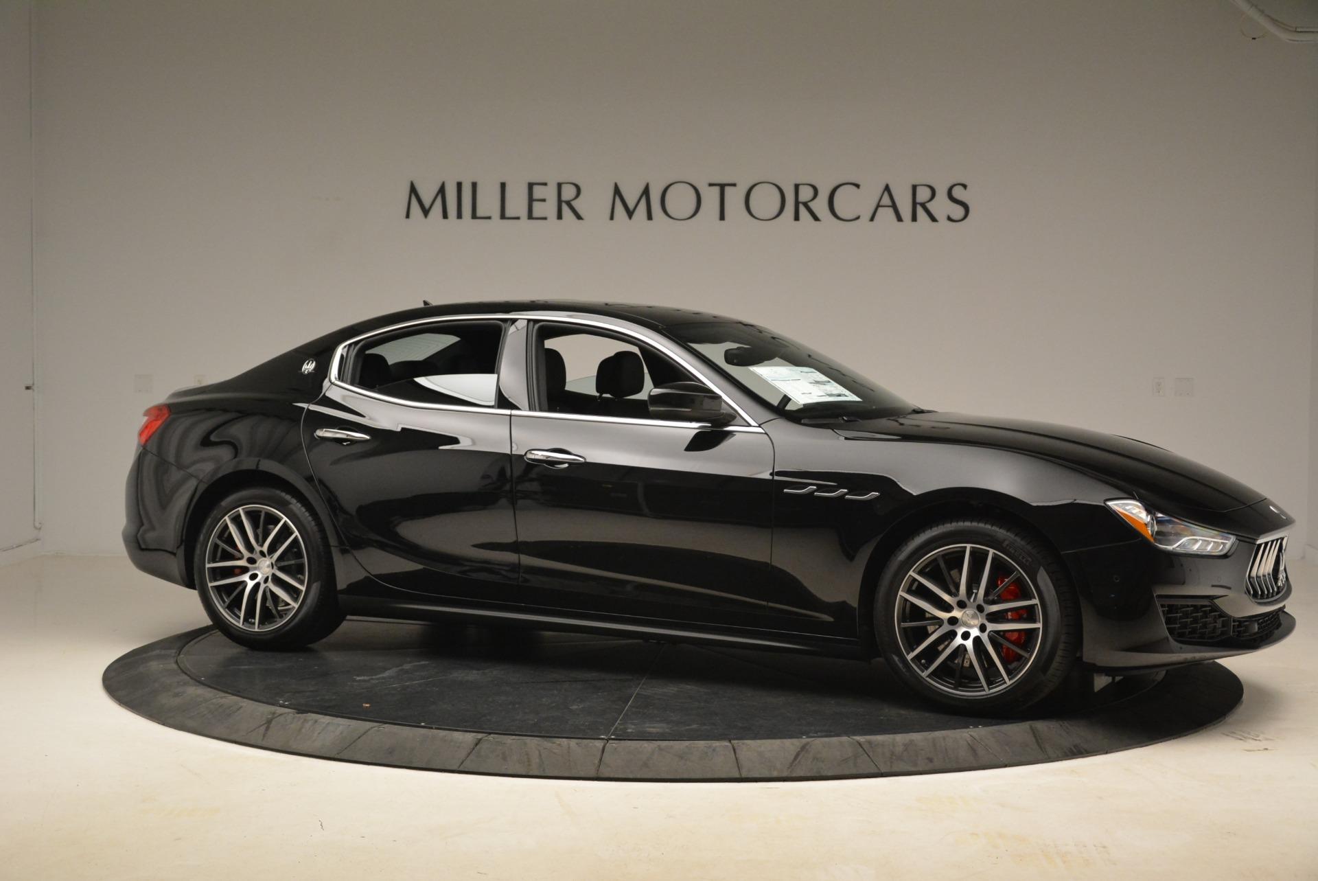 New 2018 Maserati Ghibli S Q4 For Sale In Westport, CT 1543_p11