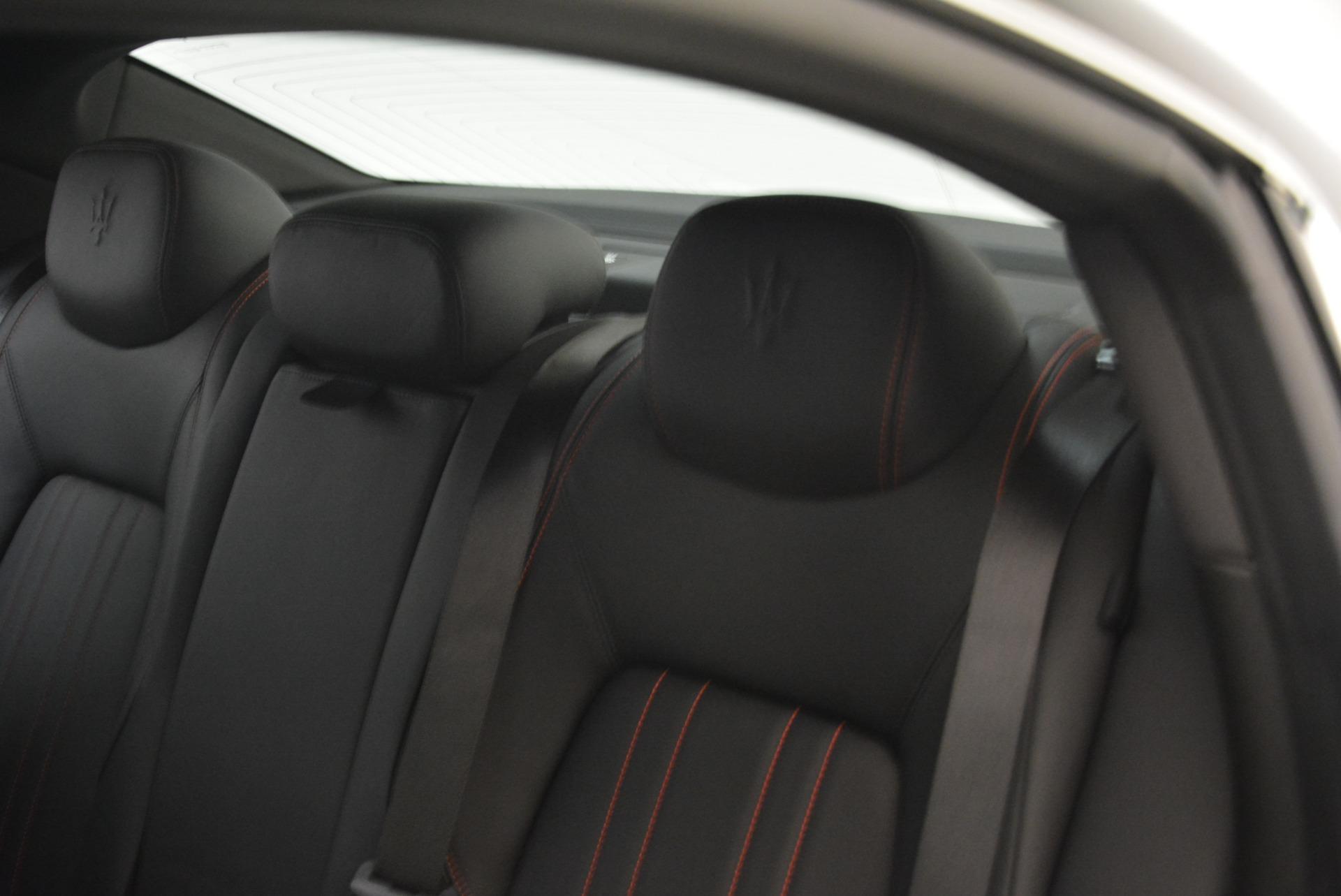 New 2018 Maserati Ghibli S Q4 For Sale In Westport, CT 1543_p23