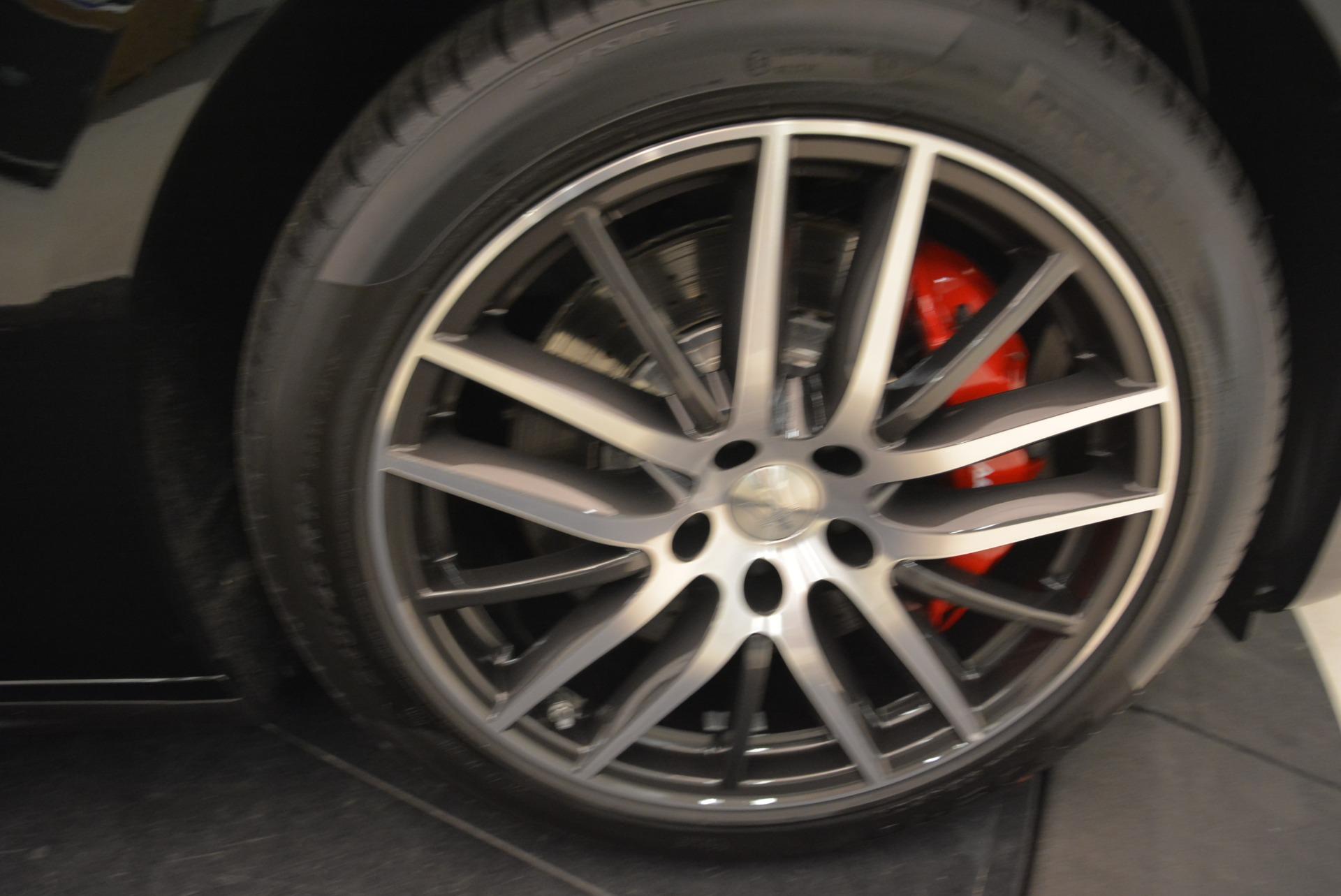 New 2018 Maserati Ghibli S Q4 For Sale In Westport, CT 1543_p28