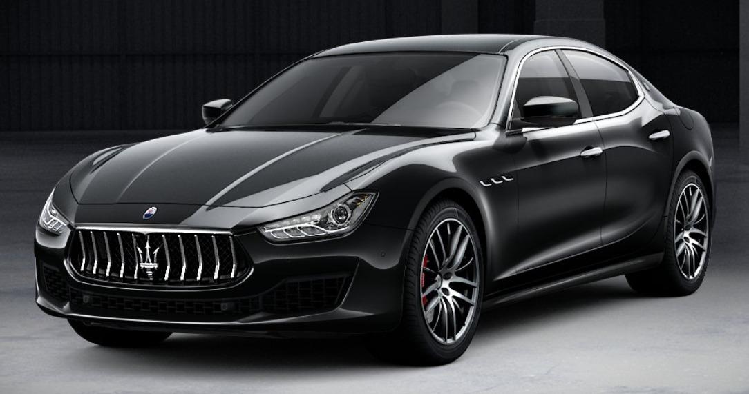 New 2018 Maserati Ghibli S Q4 For Sale In Westport, CT 1544_main