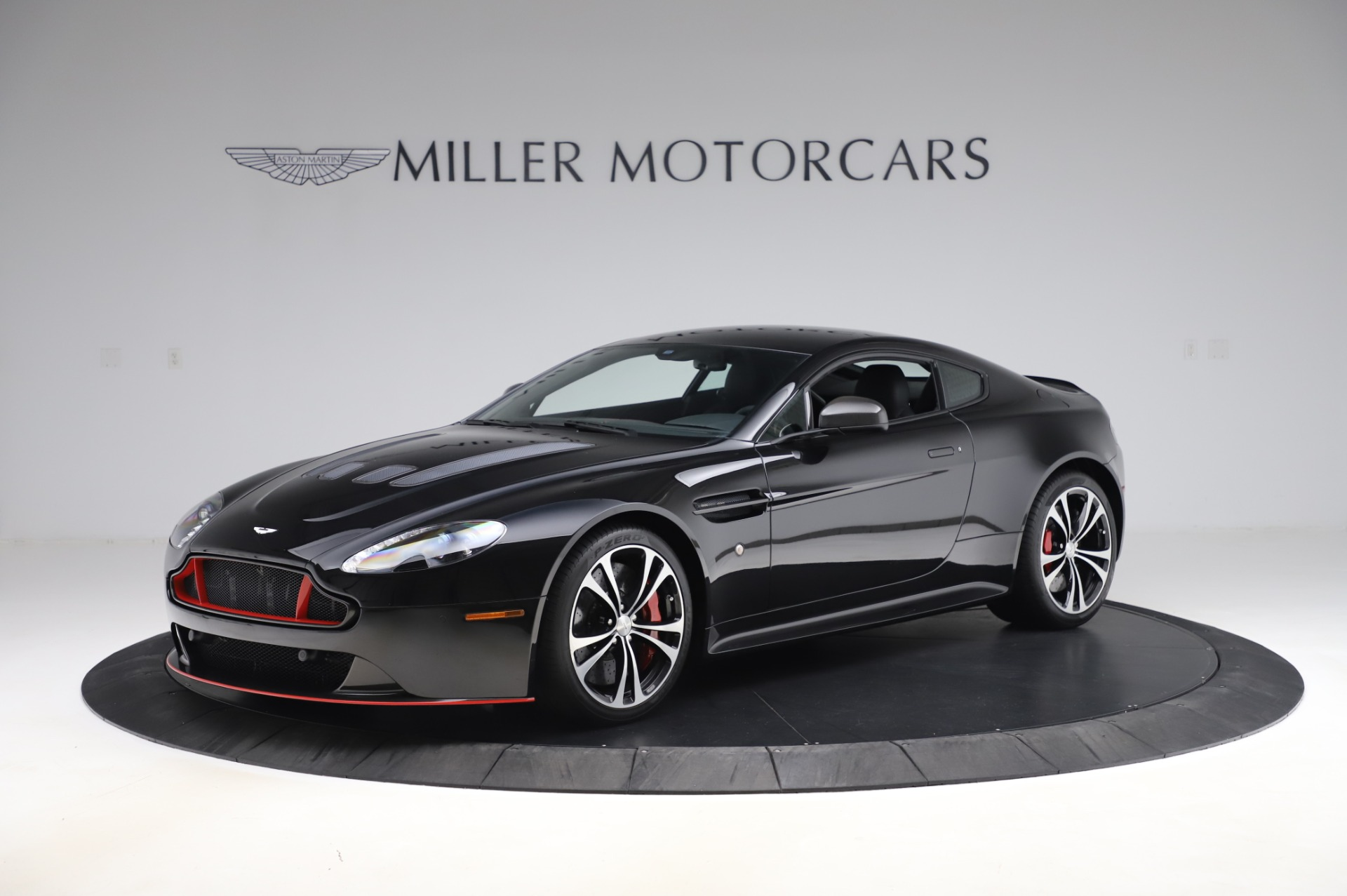 New 2017 Aston Martin V12 Vantage S  For Sale In Westport, CT