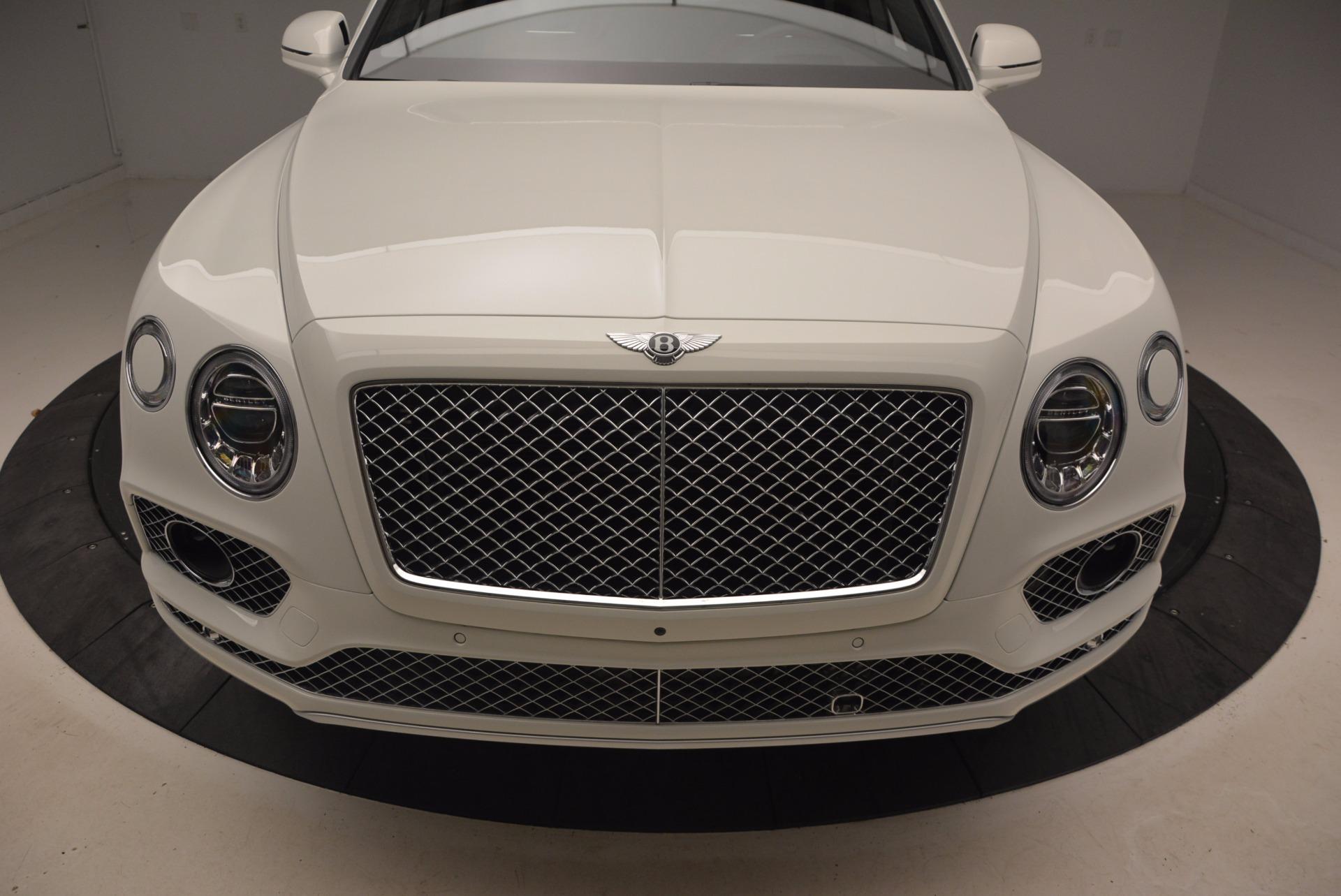 New 2018 Bentley Bentayga Onyx For Sale In Westport, CT 1548_p13