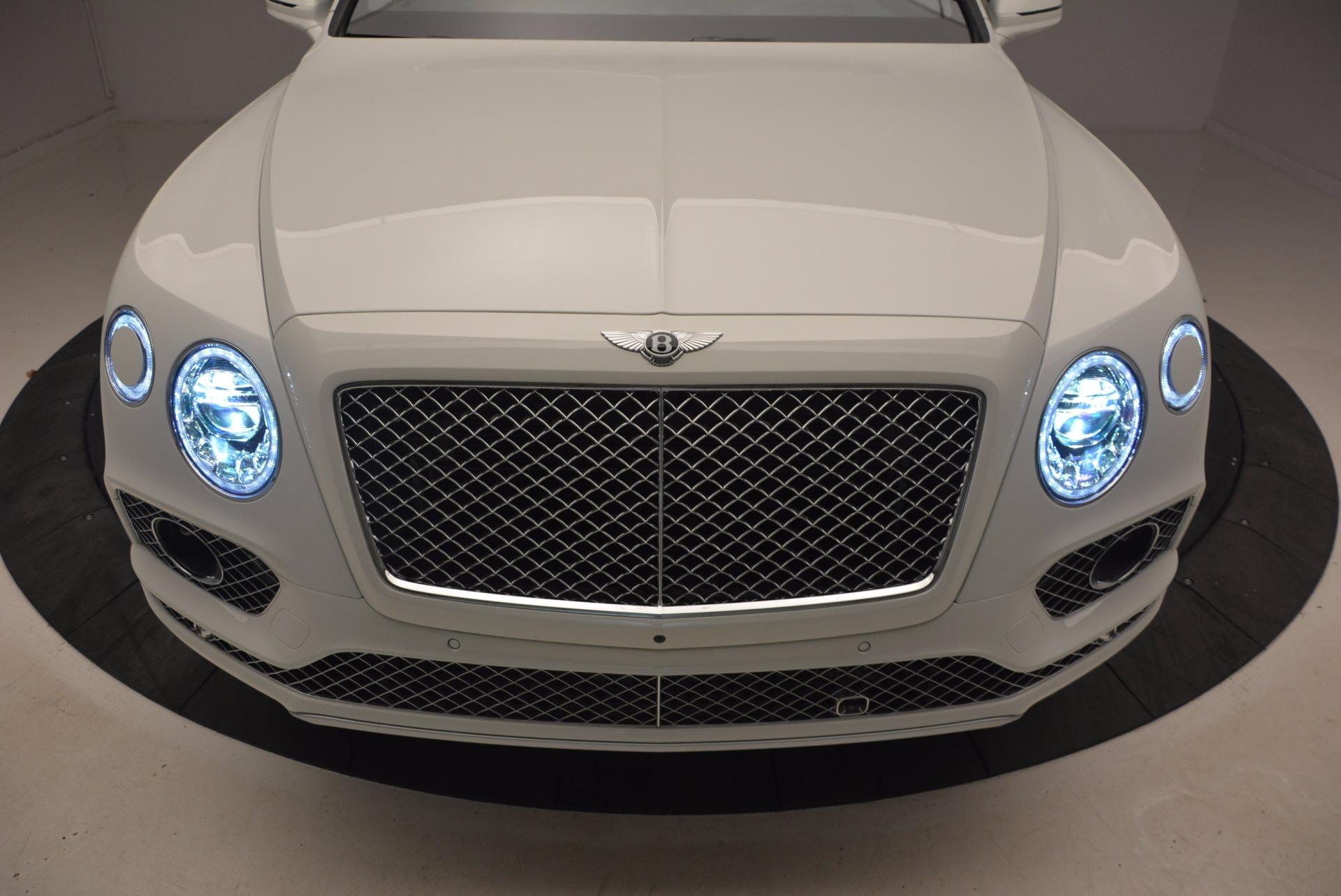 New 2018 Bentley Bentayga Onyx For Sale In Westport, CT 1548_p14