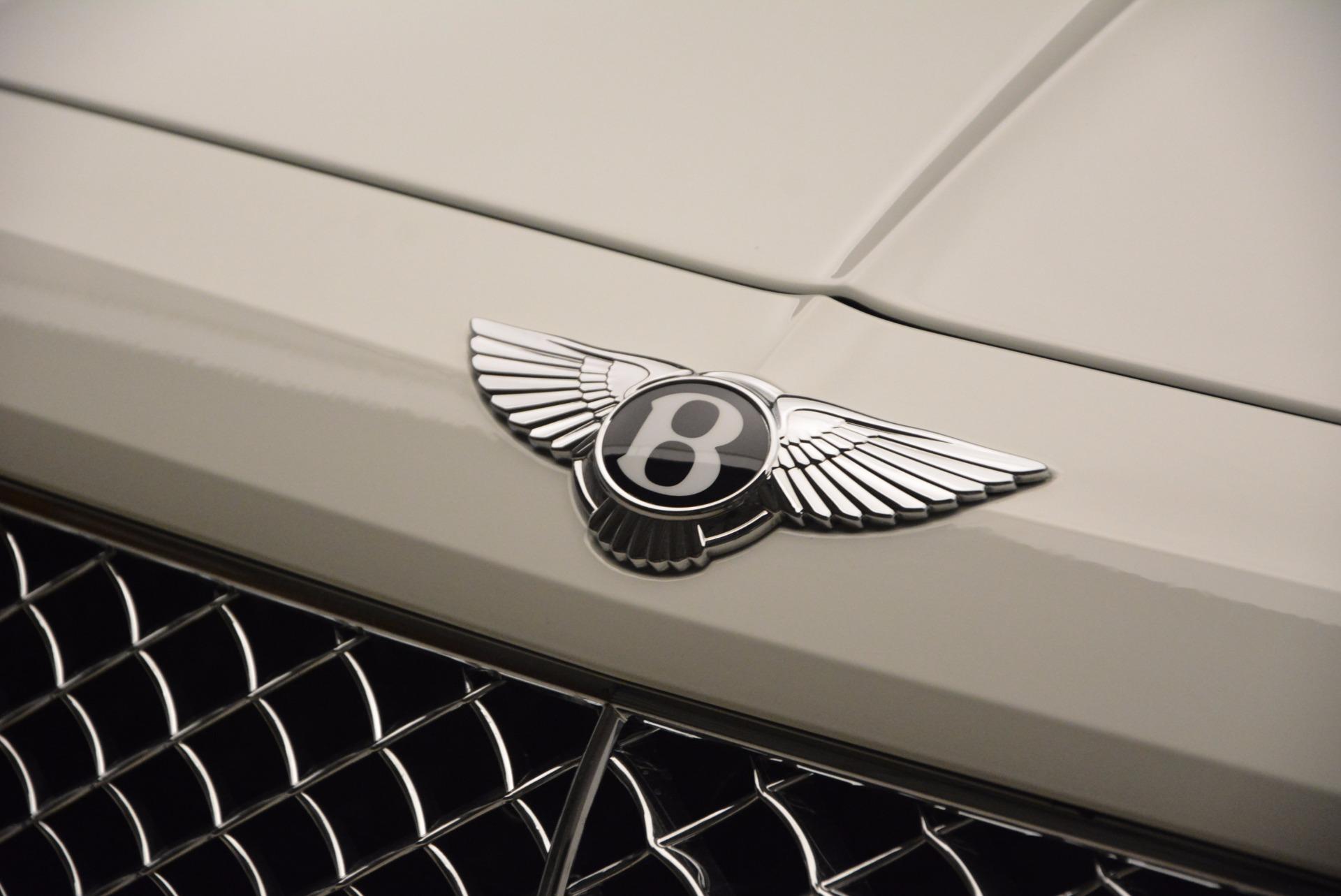 New 2018 Bentley Bentayga Onyx For Sale In Westport, CT 1548_p15